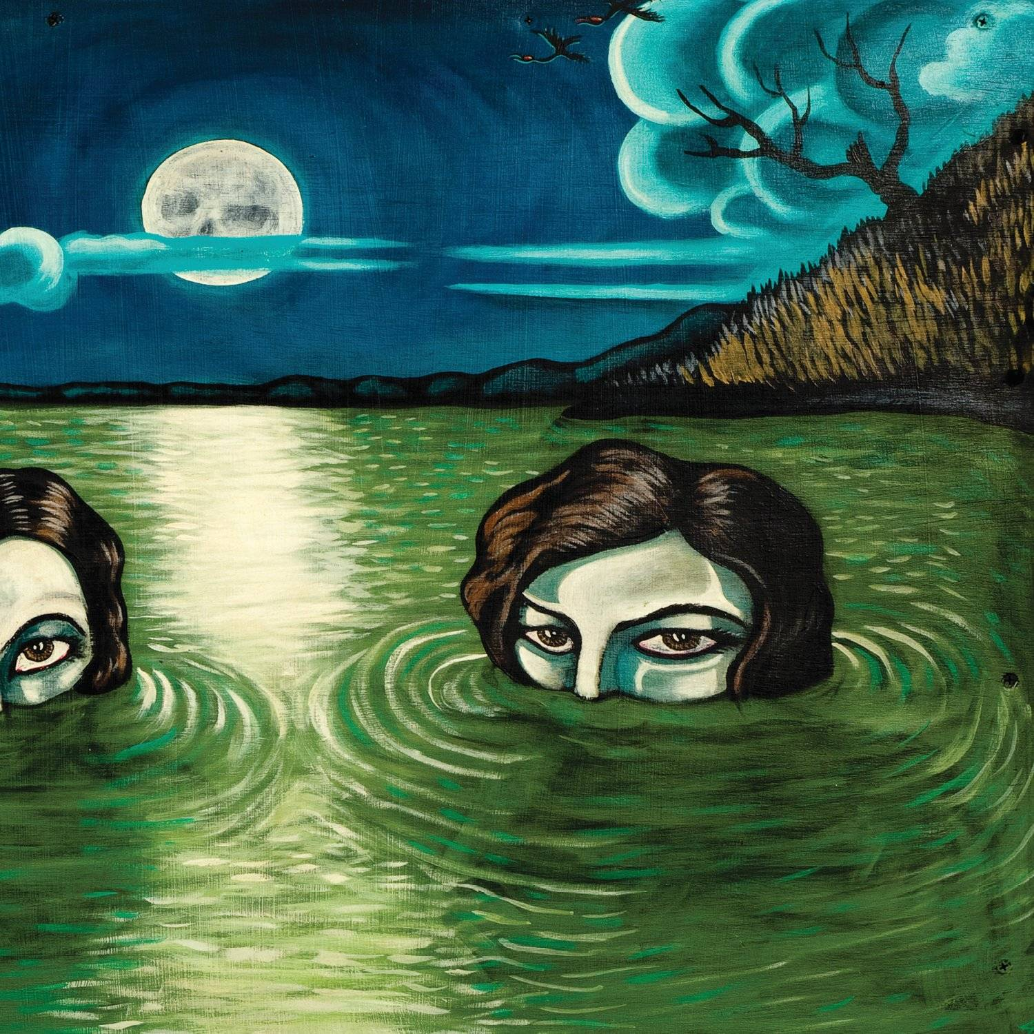 """English Oceans"" is the latest release by Drive-By Truckers."