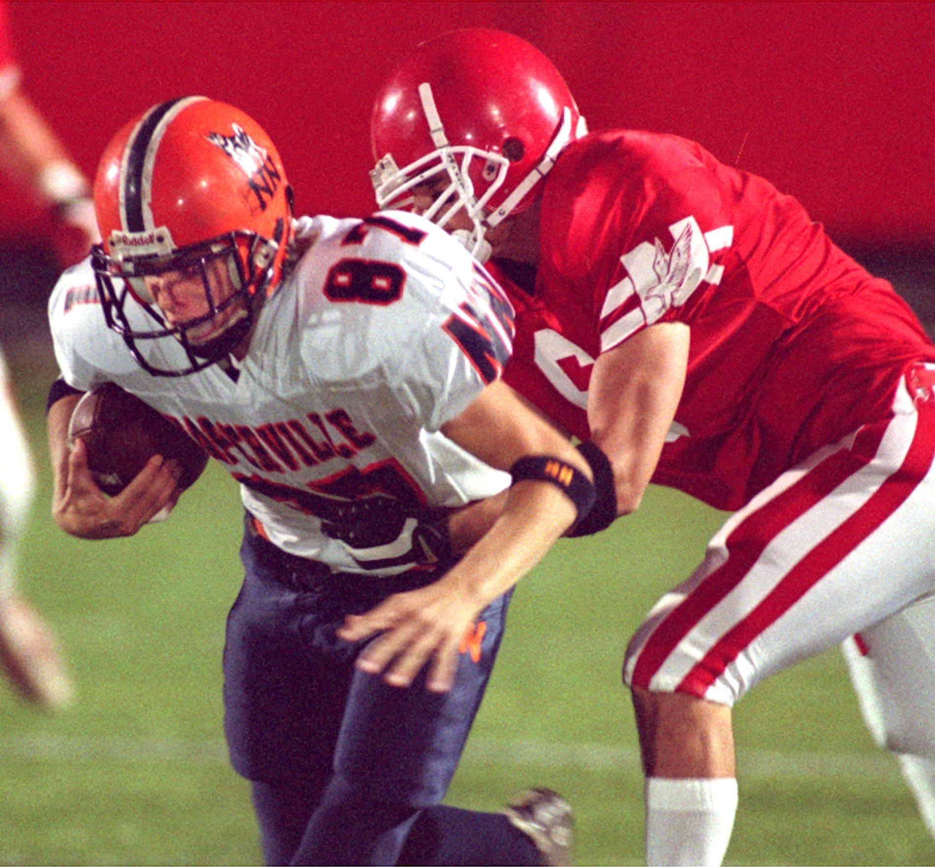 Dist. 203 schools reviewing concussion policy for athletes, academics