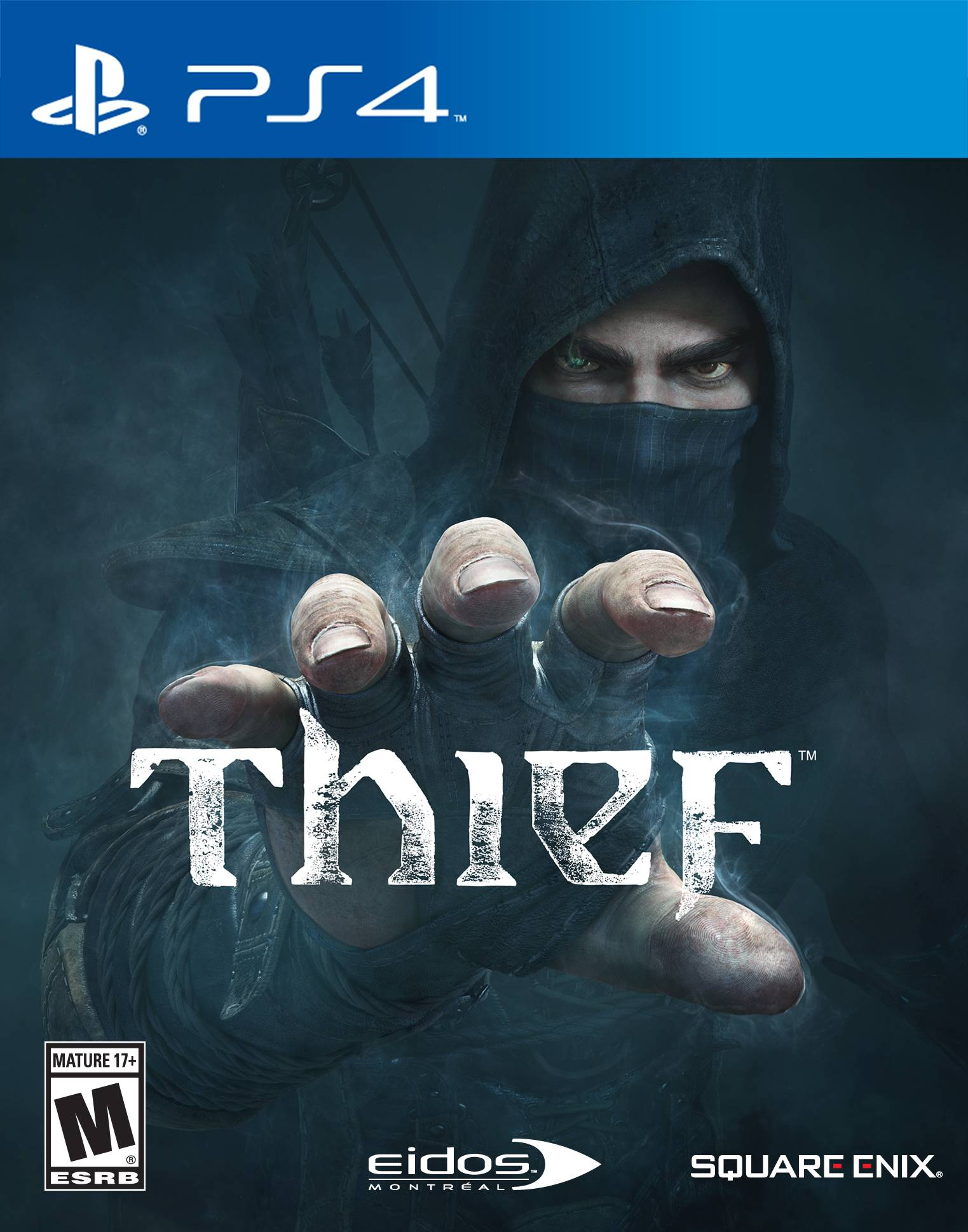 "Square Enix recently released ""Thief."""