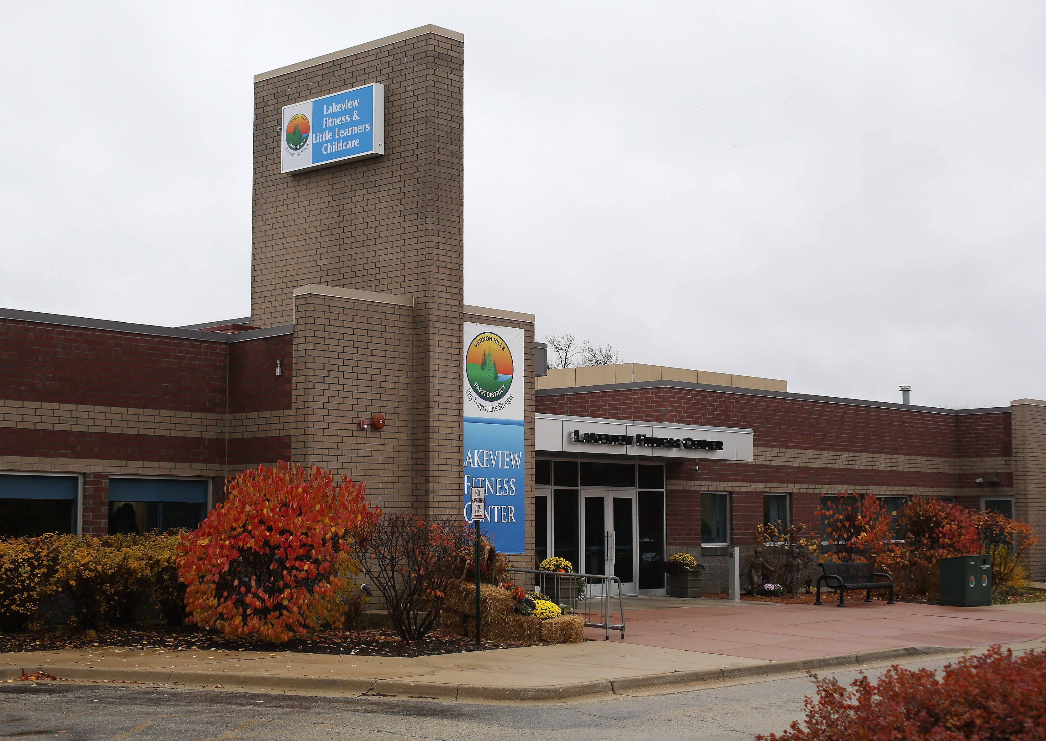 The Lakeview Fitness Center in Vernon Hills.