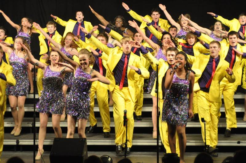 Wheaton Warrenville South High School will sponsor its seventh annual Choral Classic Invitational Friday and Saturday at the school.