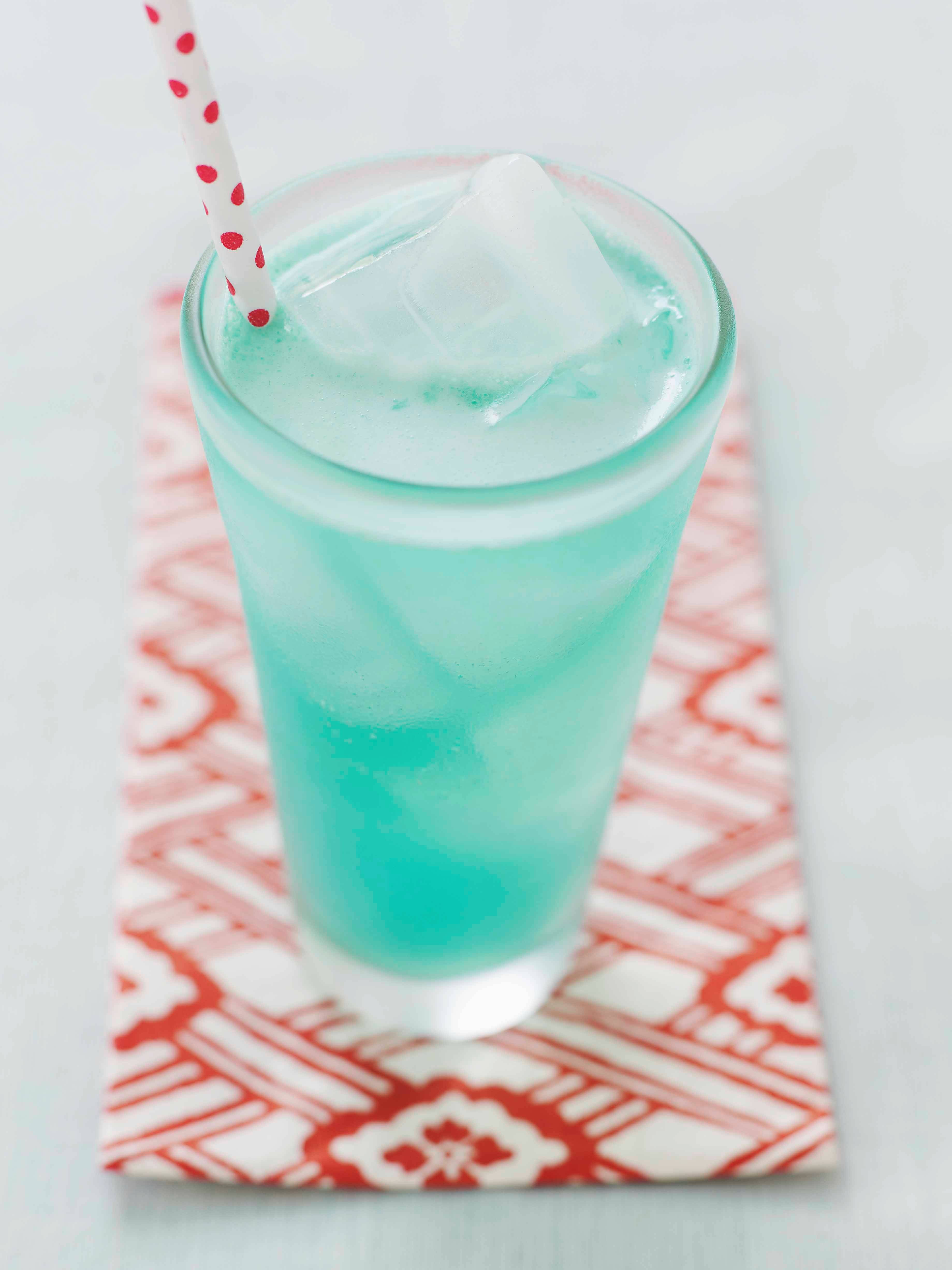 Jamaican Me Blue will lift your spirits during this cold winter.