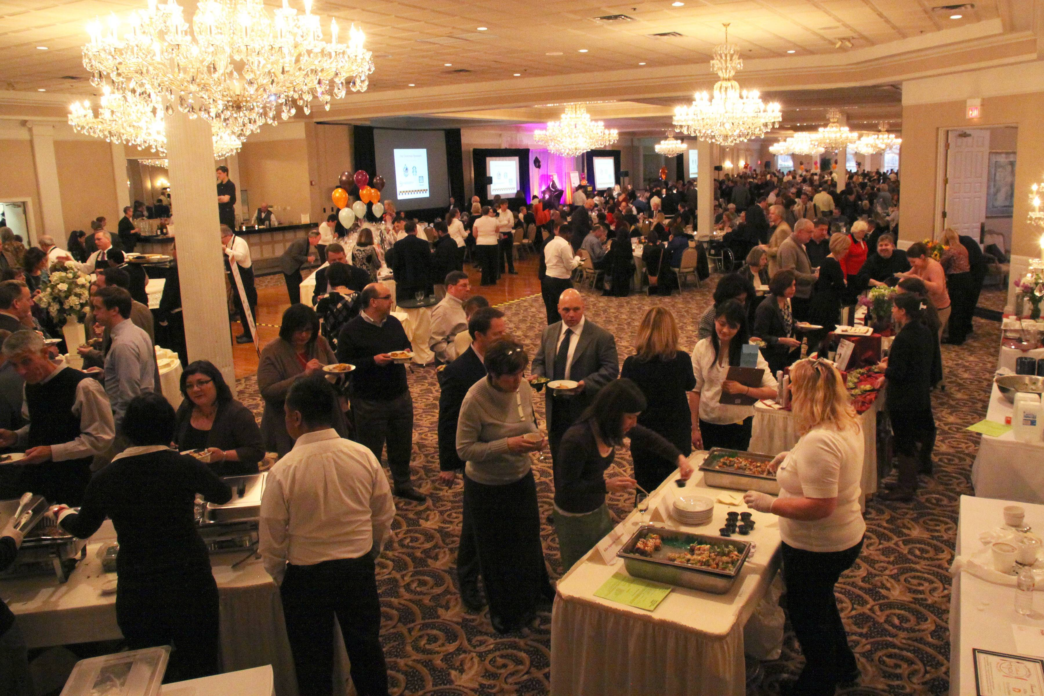 The eighth annual Taste of Hope aims to raise money to help the homeless by supporting the programs of DuPage PADS.