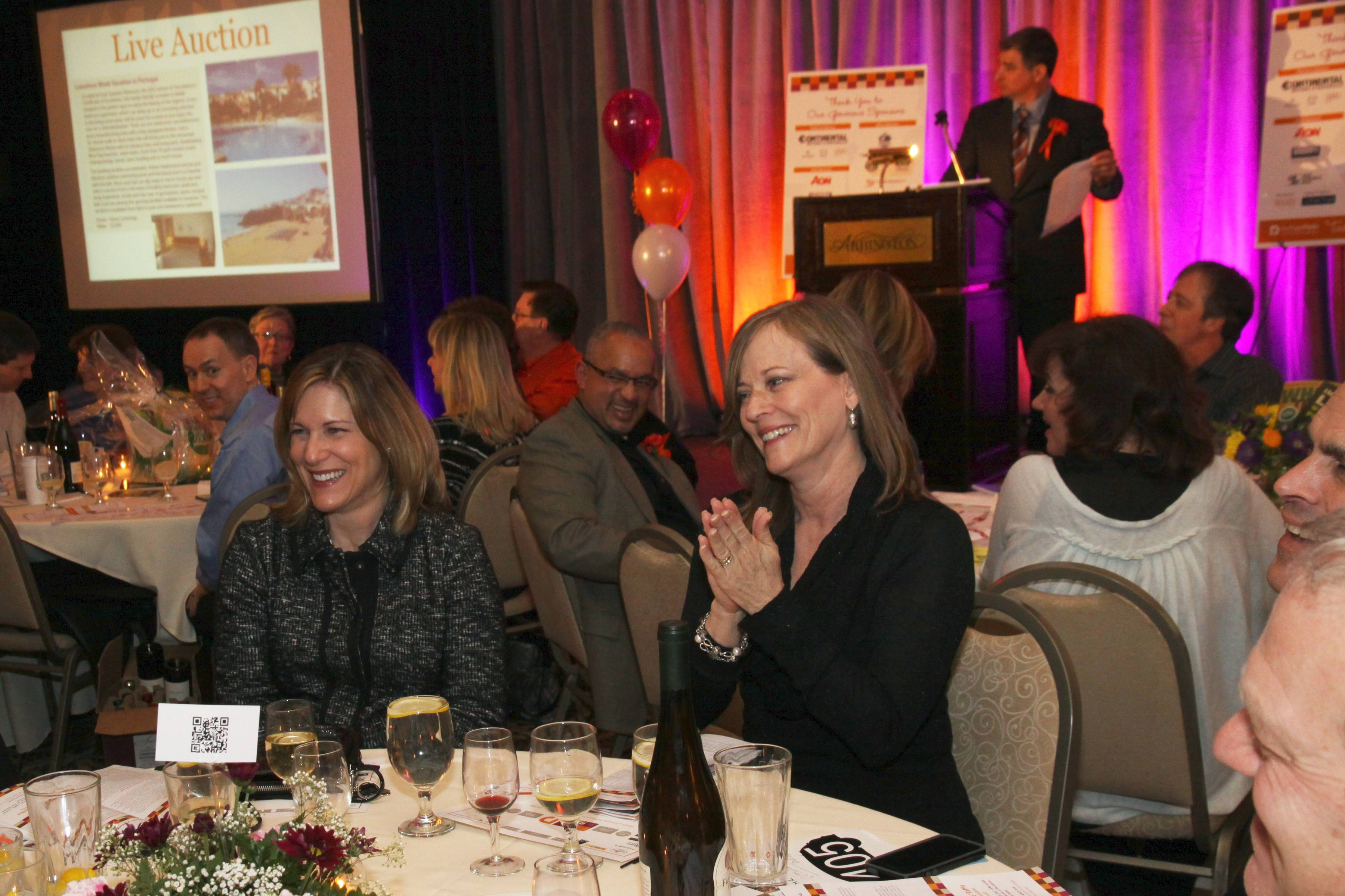 Those who attend the eighth annual Taste of Hope gala to support DuPage PADS will be able to sample foods from 25 area chefs.