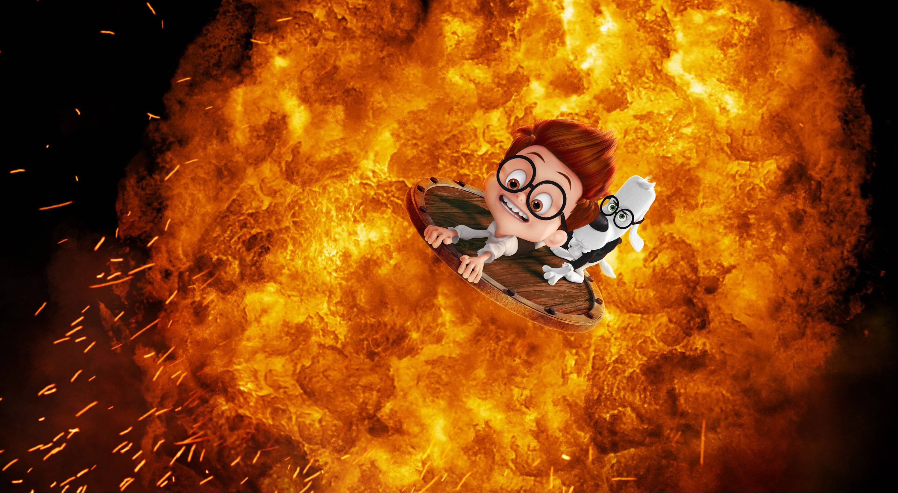 "DreamWorks' ""Mr. Peabody & Sherman"" can't muster the charm of the original cartoon."