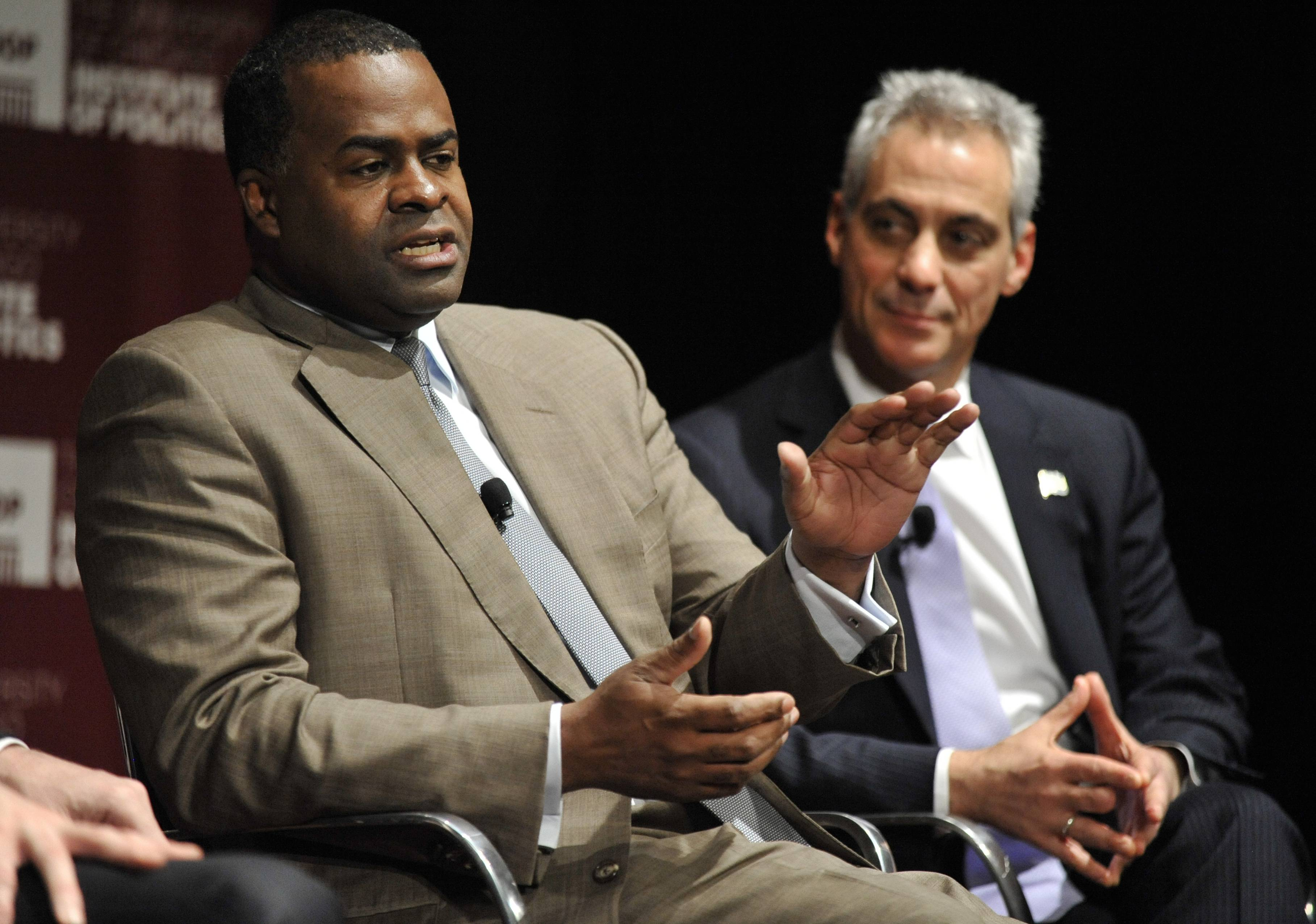 "Atlanta Mayor Kasim Reed said ""cities are where the action is."""