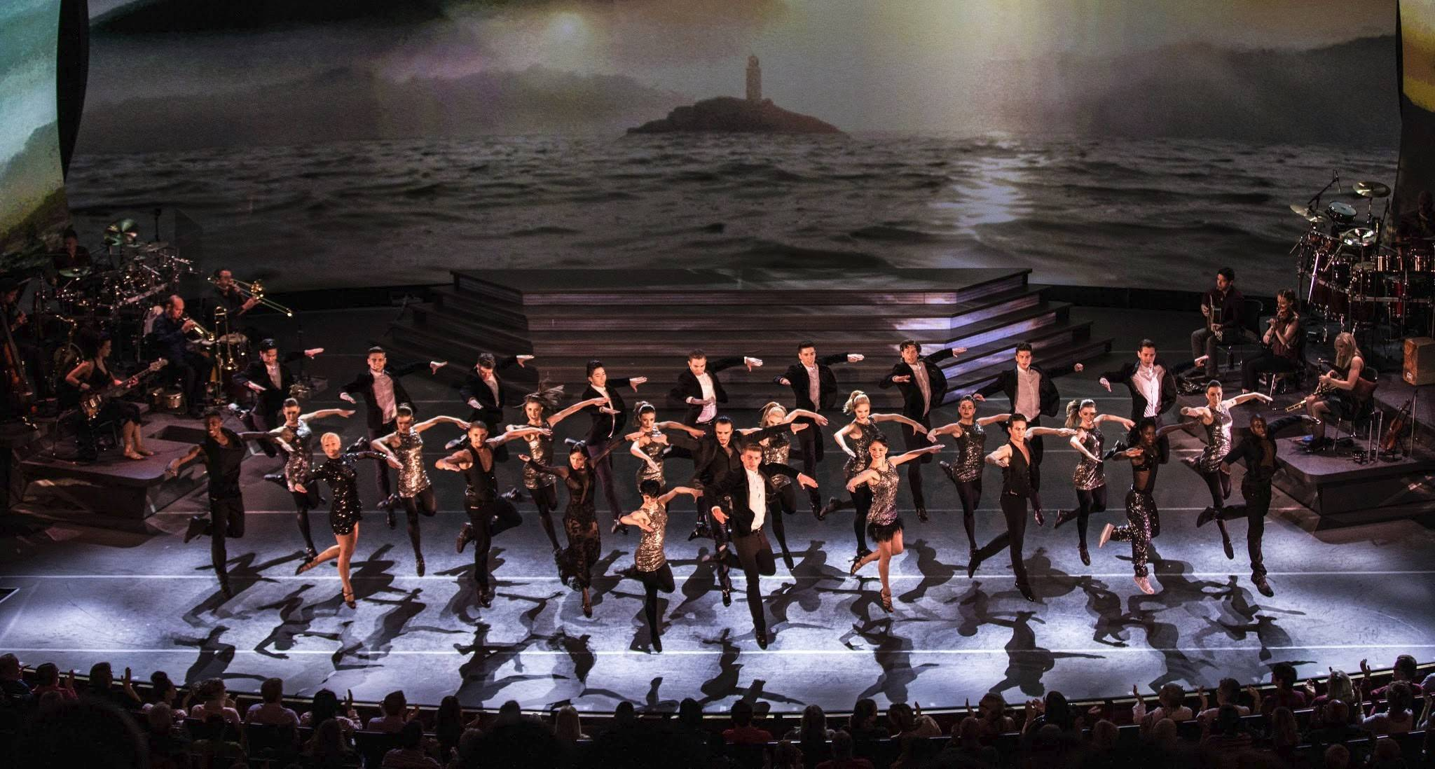 """Heartbeat of Home,"" a new music and dance spectacular from the producers of ""Riverdance,"" is making its U.S. debut at the Oriental Theatre in Chicago through Sunday, March 16."