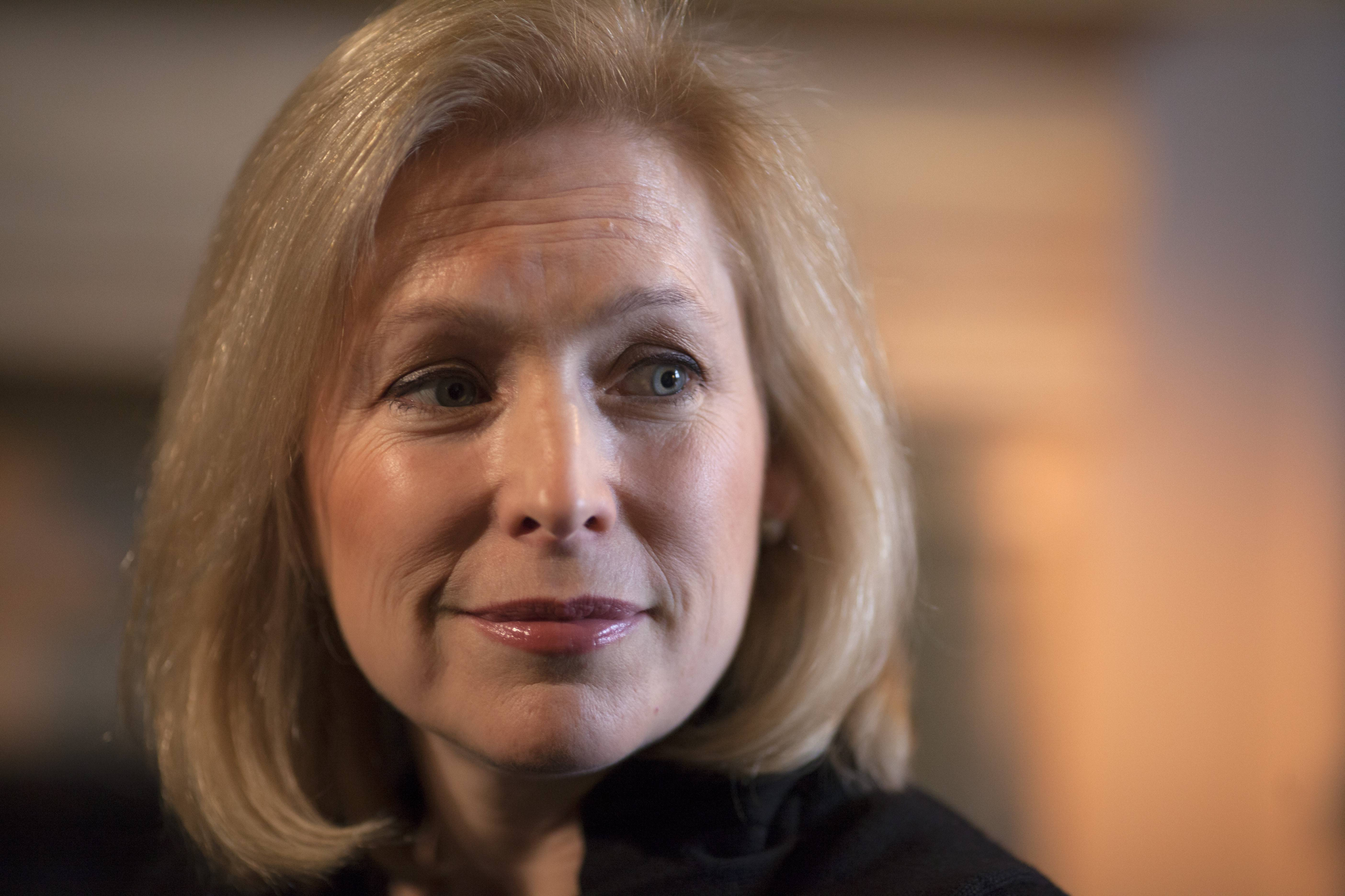 Sen. Kirsten Gillibrand, chair of the Senate Armed Services Subcommittee on Personnel, saw a controversial bill she sponsored voted down in the Senate Thursday. It would have stripped senior military commanders of their authority to prosecute rapes and other serious offenses,