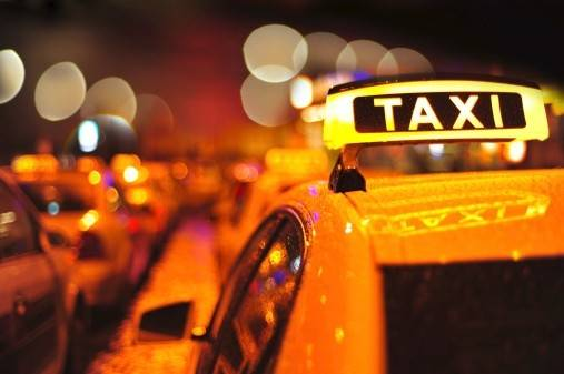 Taxi drivers say emerging web firms, which allow passengers to hail rides with the swipe of a smartphone, are avoiding costly requirements that they and other commercial drivers are forced to follow.