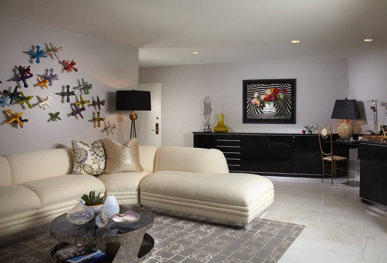 Asking a friend to rearrange your living room can be a fun way to see your treasured possessions in a whole new light.