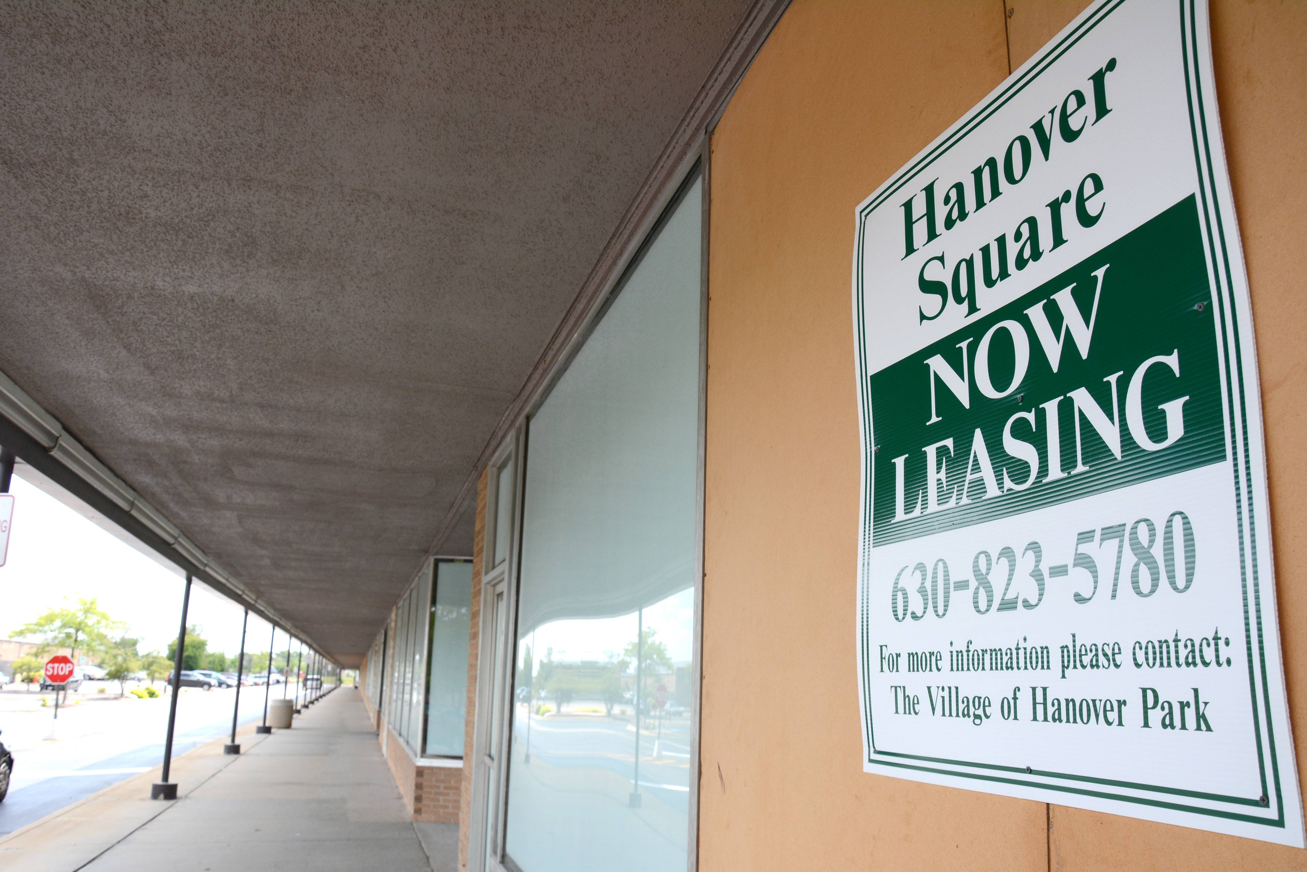 The village of Hanover Park will spend more than $700,000 in tax increment financing dollars to renovate part of Hanover Square for a facility run by Elgin and Harper community colleges.