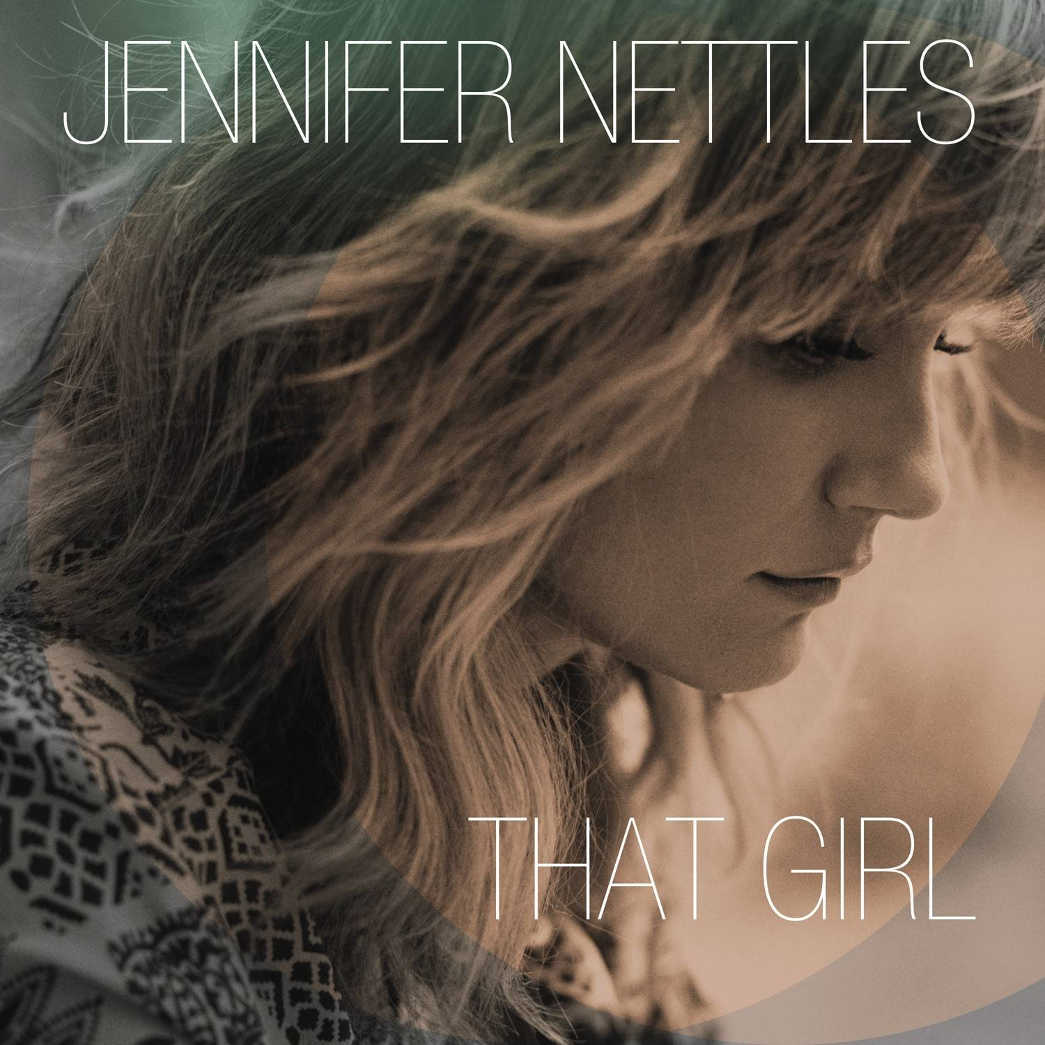 "Jennifer Nettles recruited superstar producer Rick Rubin to produce ""That Girl,"" her first album of solo material."