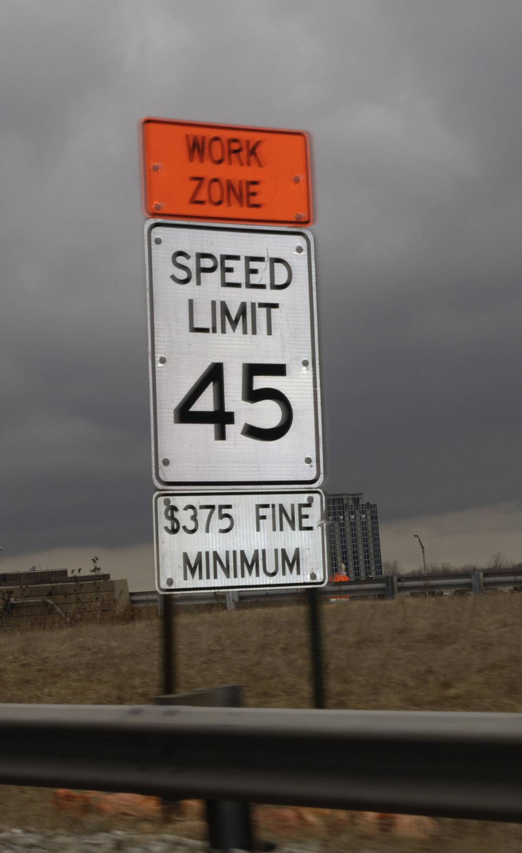 Daily Herald File PhotoDrivers are advised to follow 45 mph limits in construction zones.
