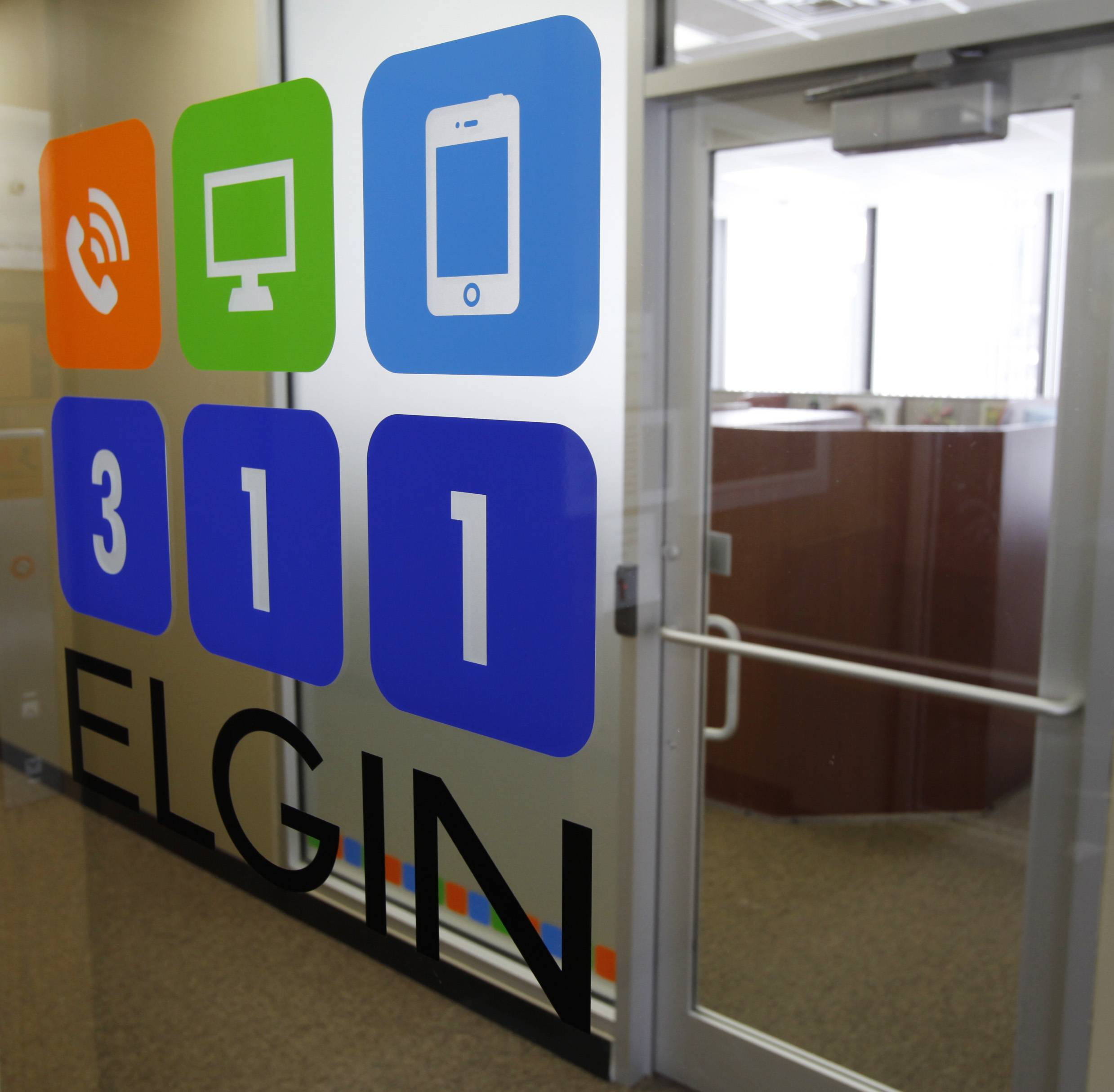 The 311 Contact Center in Elgin was rolled out in January, and is part of a new system that integrates data across departments, allowing greater efficiency and savings, Elgin officials said.