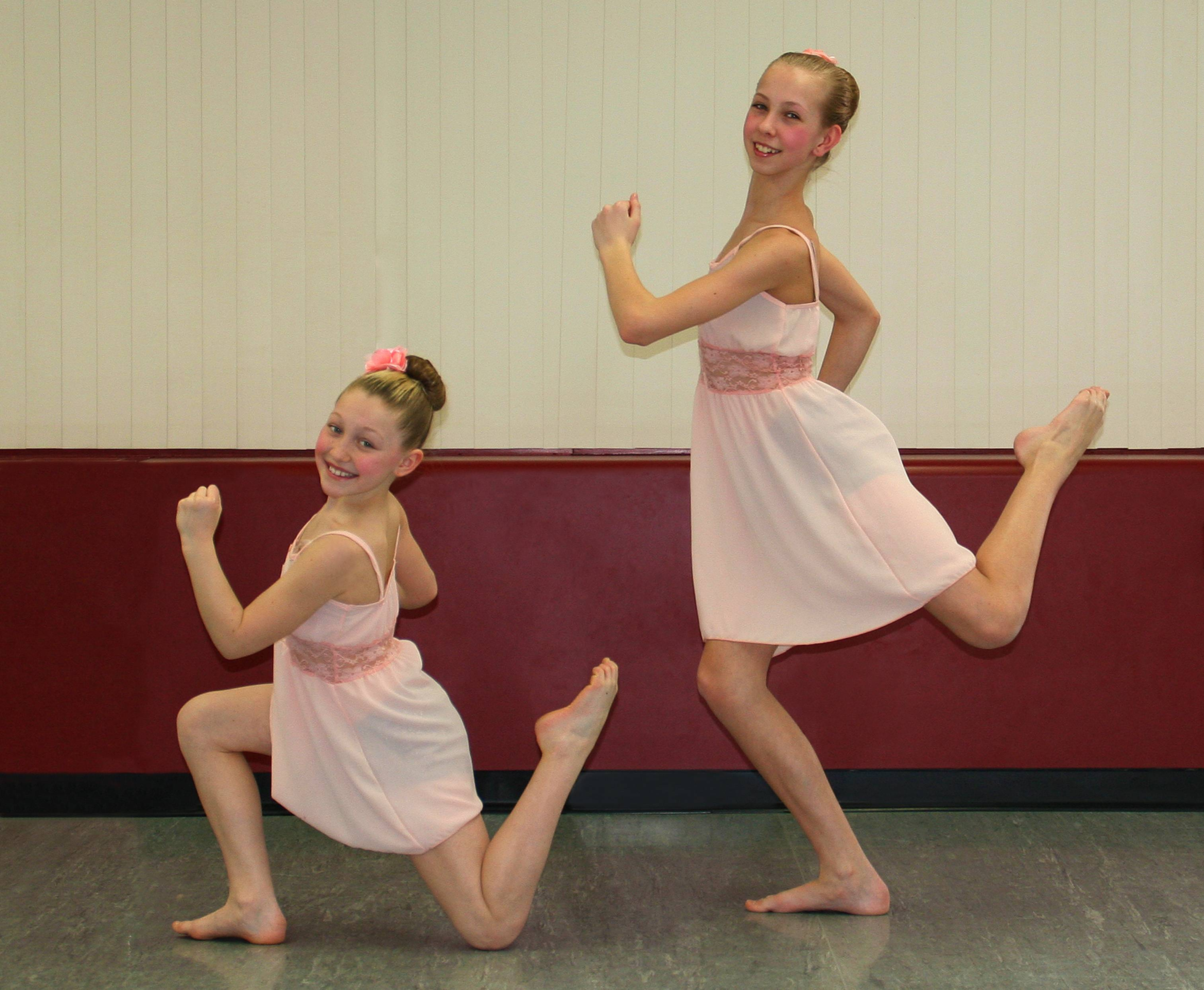 The Light, a duet performed by Jordin Suwalski (left) and Sammy Kedziora, was awarded the Overall High Score in the Duo/Trio category, as well as the Overall High Score in the entire Primary/Junior division.Lisa Haring