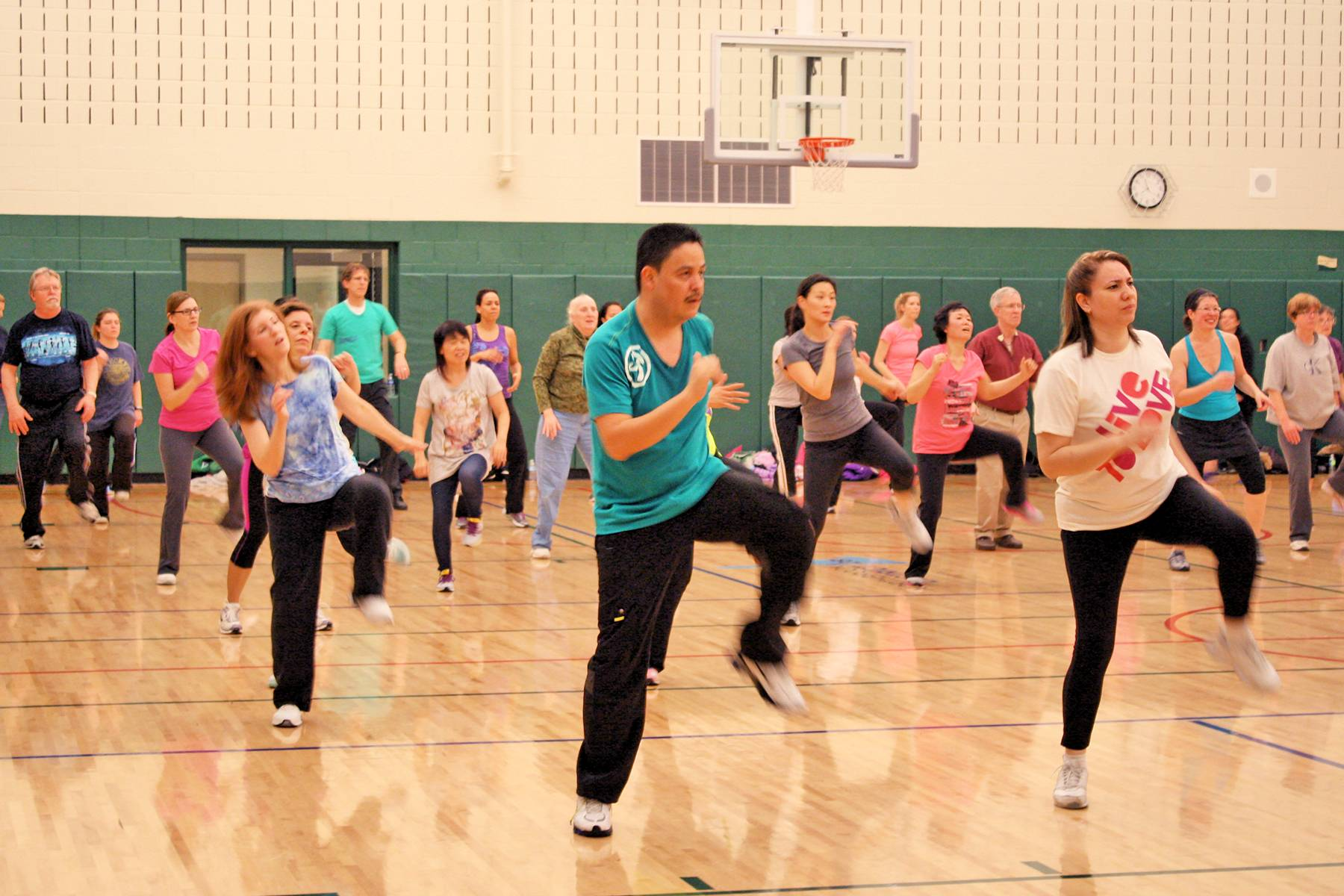 Last year's Zumbathon from the Northbrook Park District will be repeated on March 21.Northbrook Park District