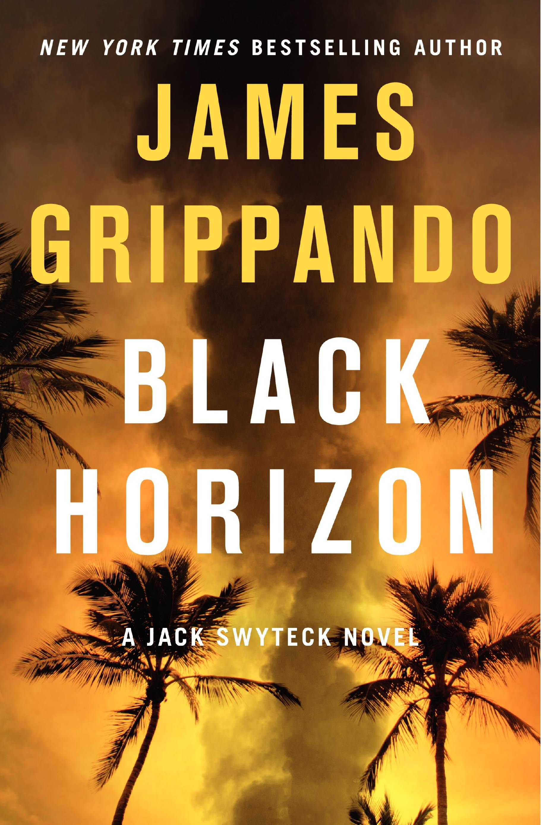 """Black Horizon"" by James Grippando revisits the Deepwater Horizon oil spill in the Gulf of Mexico in 2010 and then does it one better."