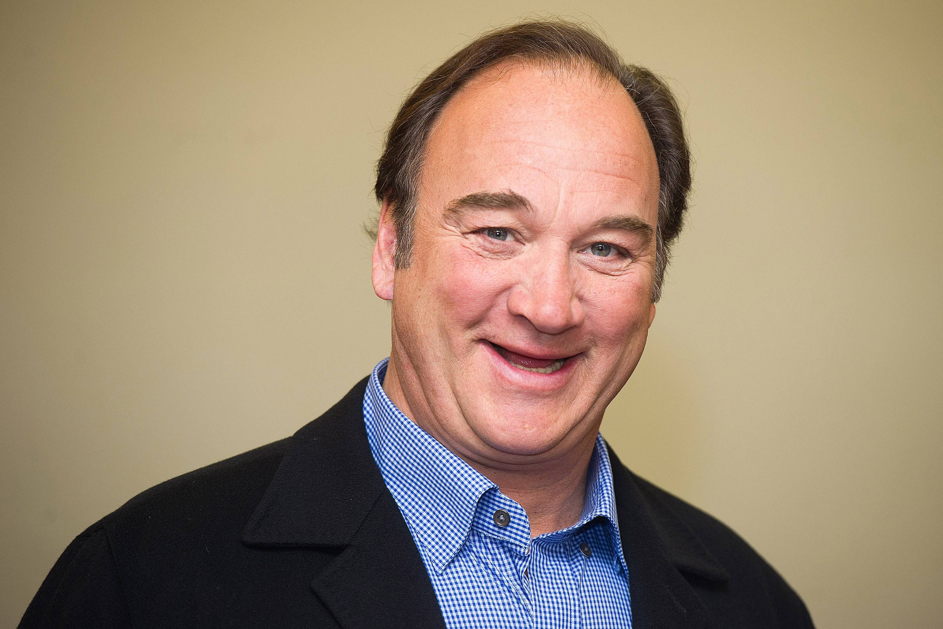 Jim Belushi appears with The Chicago Board of Comedy to officially open the renovated McAninch Arts Center at College of DuPage in Glen Ellyn.