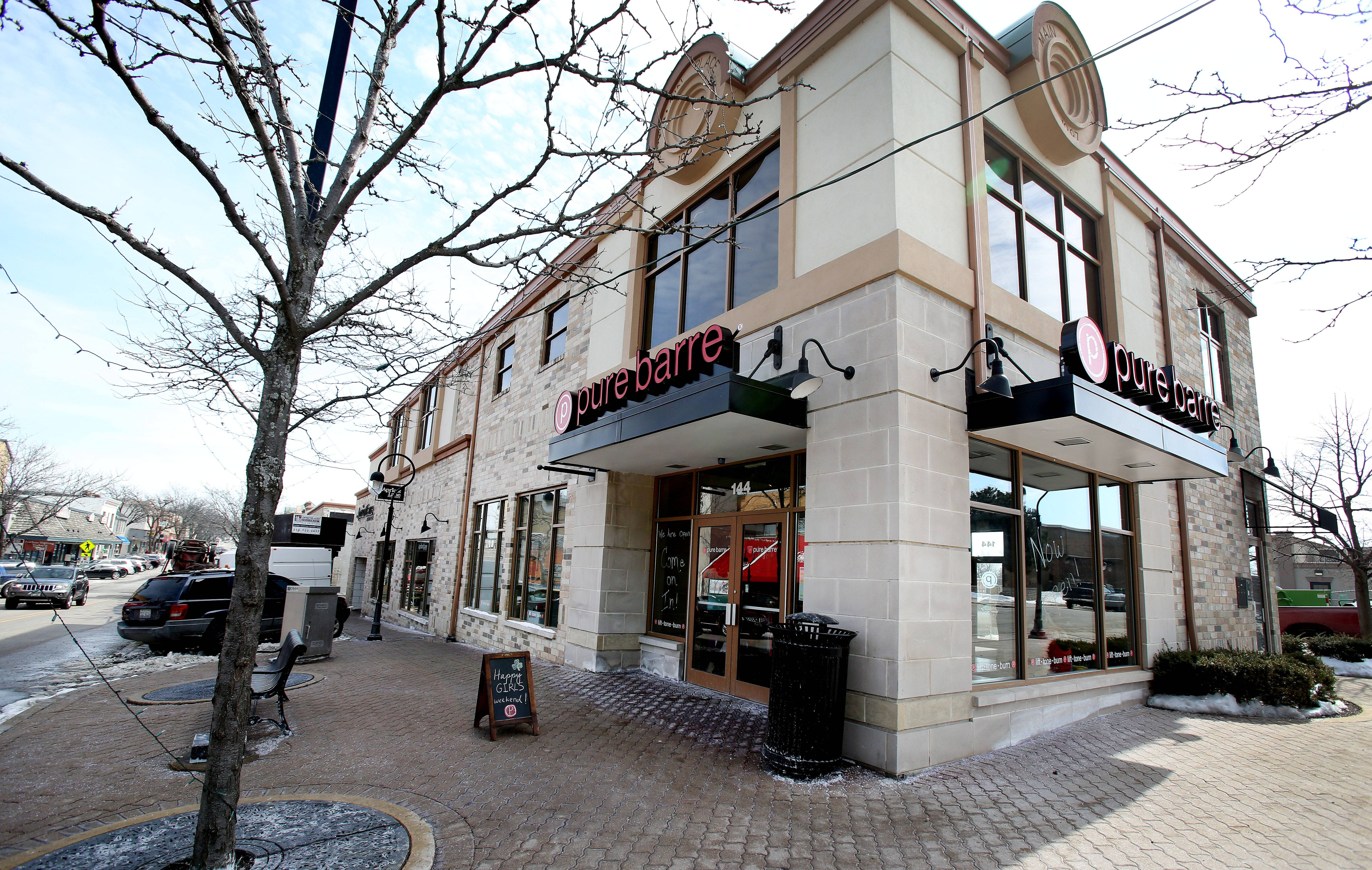 New shops changing landscape of Naperville's Jefferson Avenue