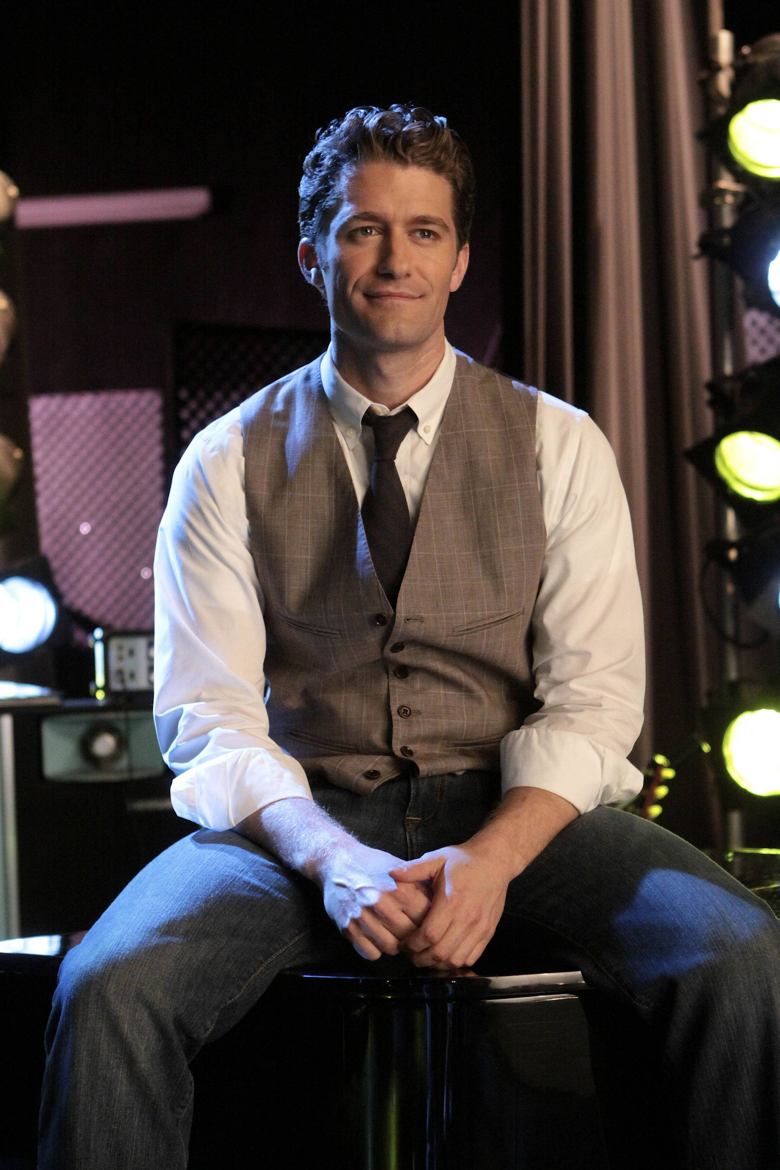 """Glee"" and Broadway star Matthew Morrison appears at Dominican University in River Forest on Saturday, March 8."