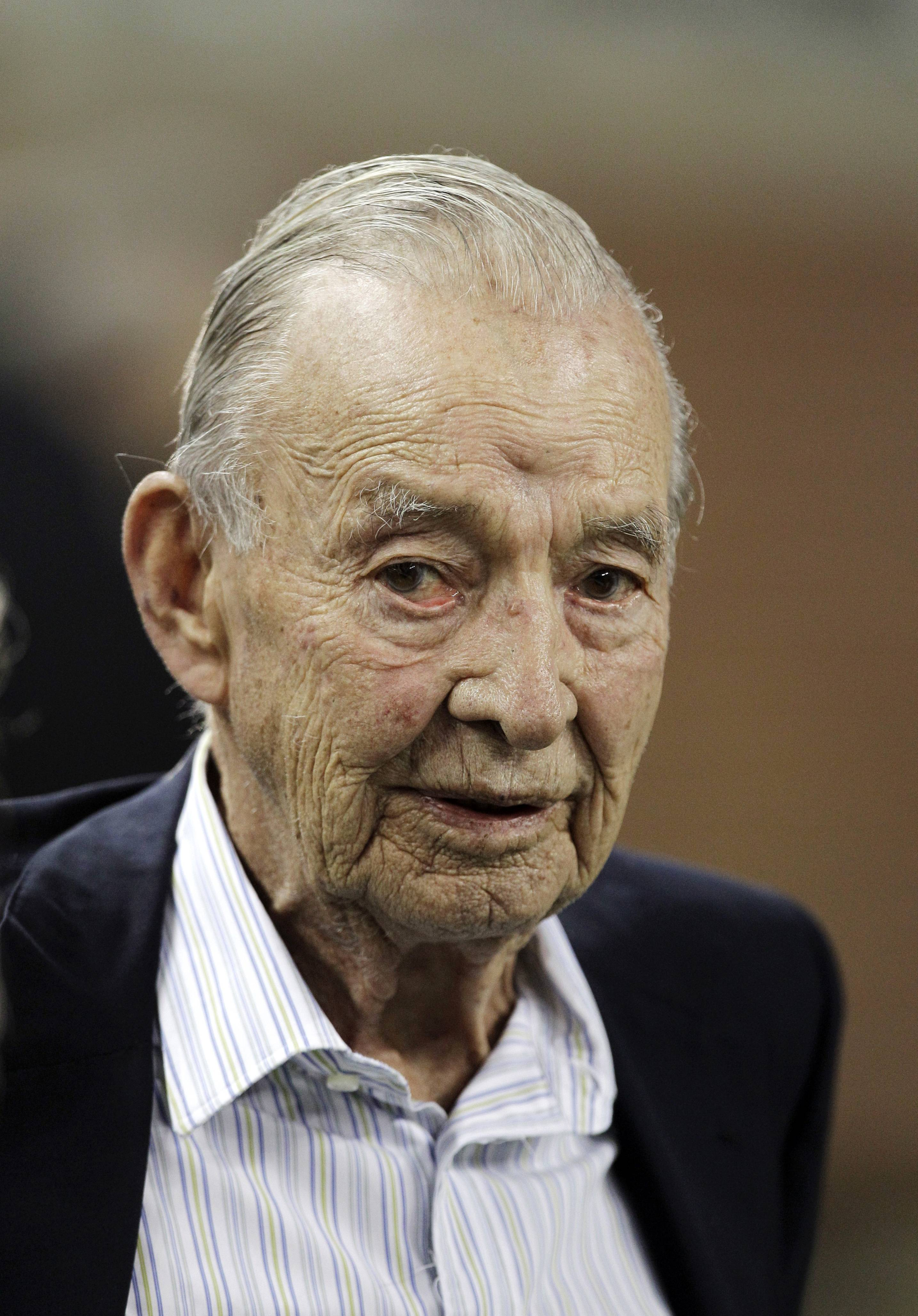 Detroit Lions owner and chairman William Clay Ford Sr. passed away in his home at the age of 88.