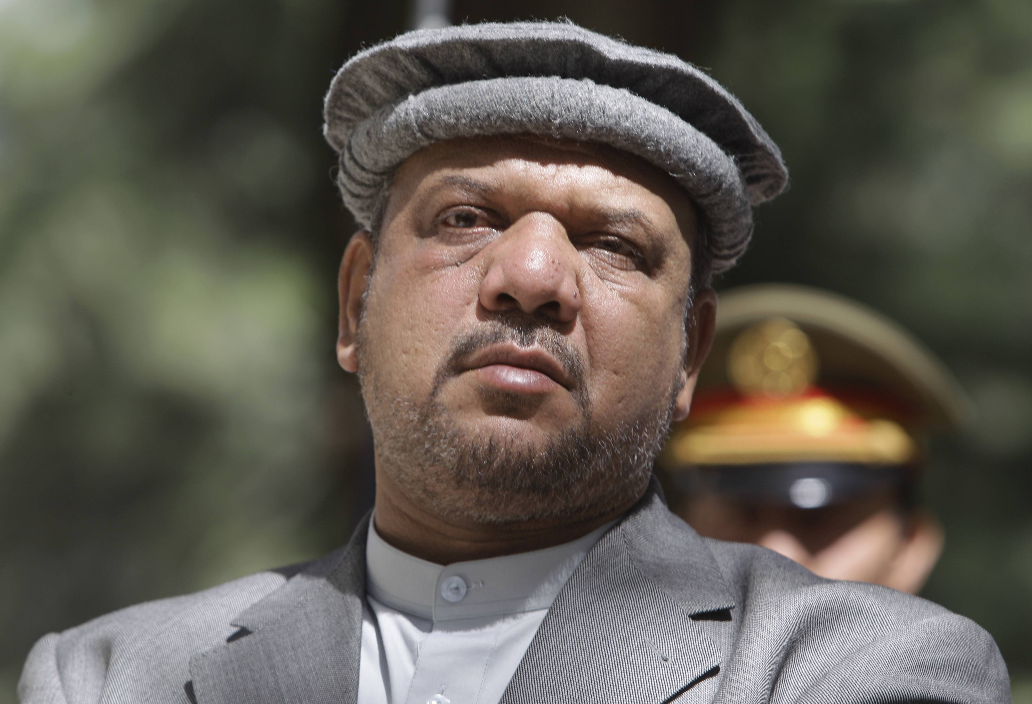 Afghanistan's influential Vice President Mohammad Qasim Fahim, a leading commander in the alliance that fought the Taliban who was later accused with other warlords of targeting civilian areas during the country's civil war, died Sunday.