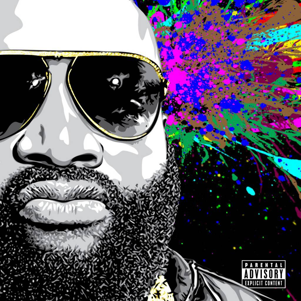 "Rick Ross' latest release is ""Mastermind."""