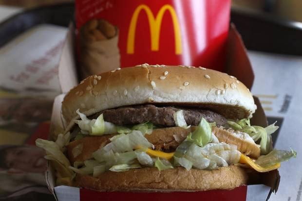 mcdonalds plan to win Y it is assumed that mcdonald  products can give some health risks y it is assumed that documentaries on fast food chains really affect mcdonald  profitability y it is assumed that mcdonald  is a well-known fast food chain.