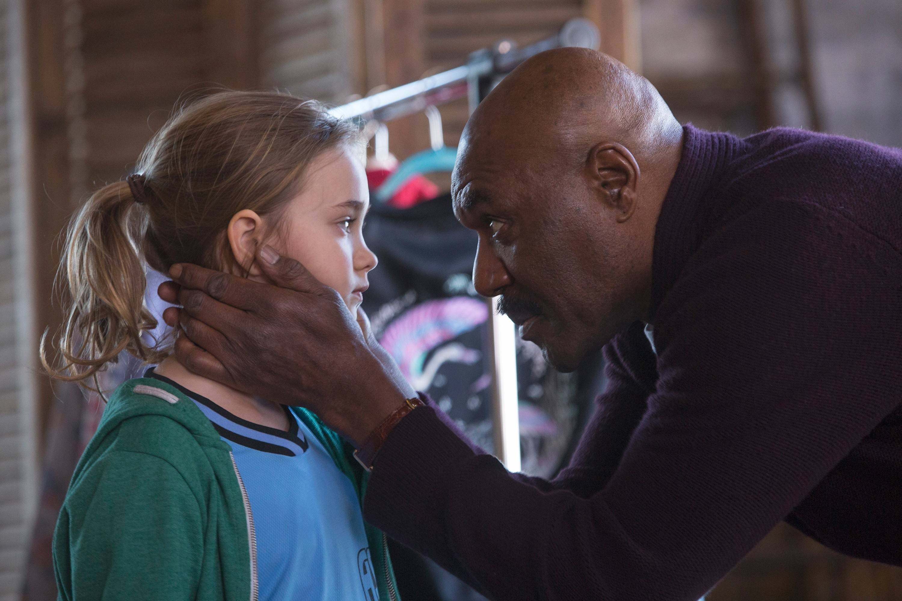 "Milton Winter (Delroy Lindo) must safeguard a child (Johnny Sequoyah) with mysterious powers in the new J.J. Abrams' drama ""Believe,"" debuting March 10 on NBC."