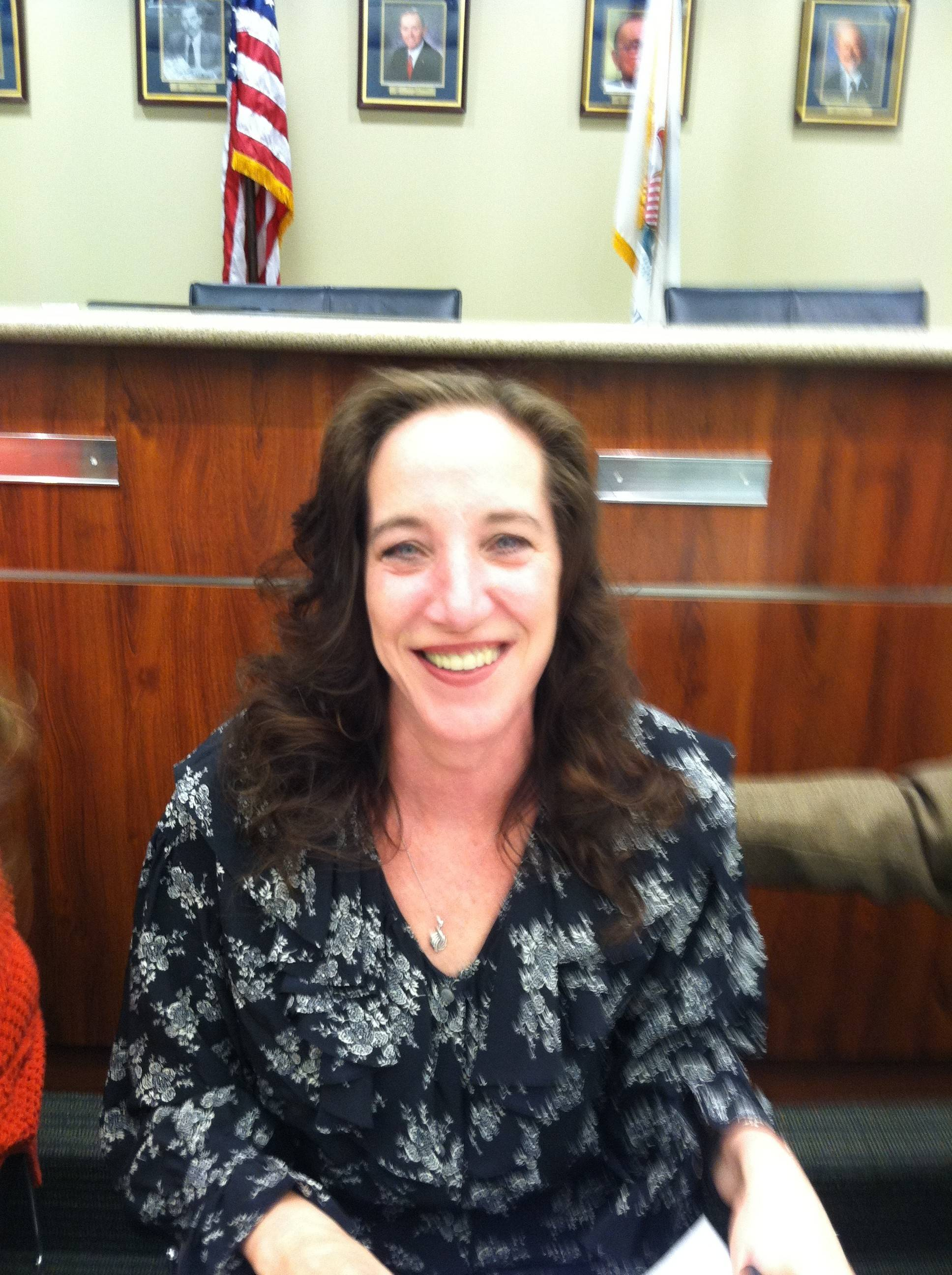 Anne Marrin, Prospect Heights city administrator, is leaving March 26 to take a job in Fox Lake.