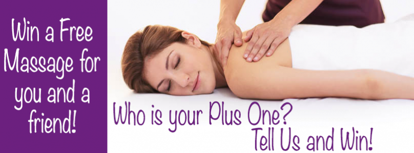 Win a massage for you and a friend from Massage Envy Spa North Aurora.