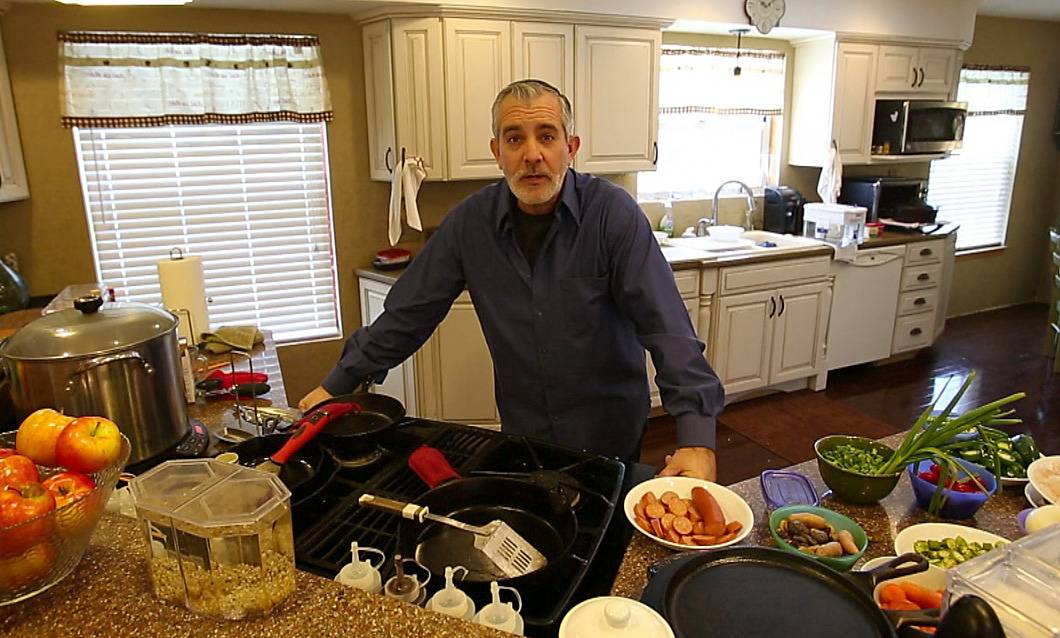 Cook of the Week: Cary dad rediscovers the joy of cooking