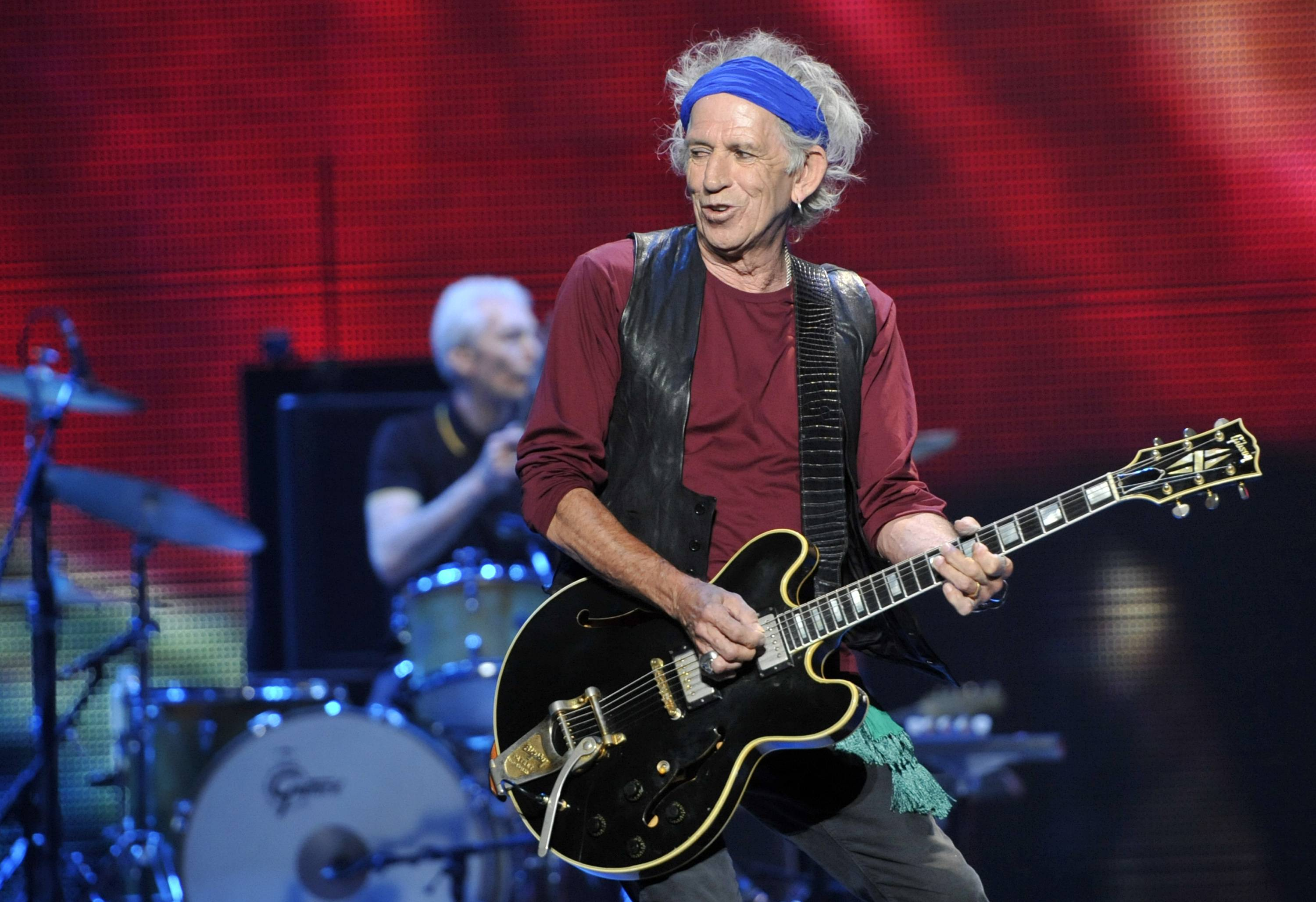 "Keith Richards has a deal with Little, Brown Books for Young Readers for a picture story called ""Gus & Me: The Story of My Granddad and My First Guitar."" The book will come out this fall and will include illustrations by Richards' daughter, Theodora Richards."
