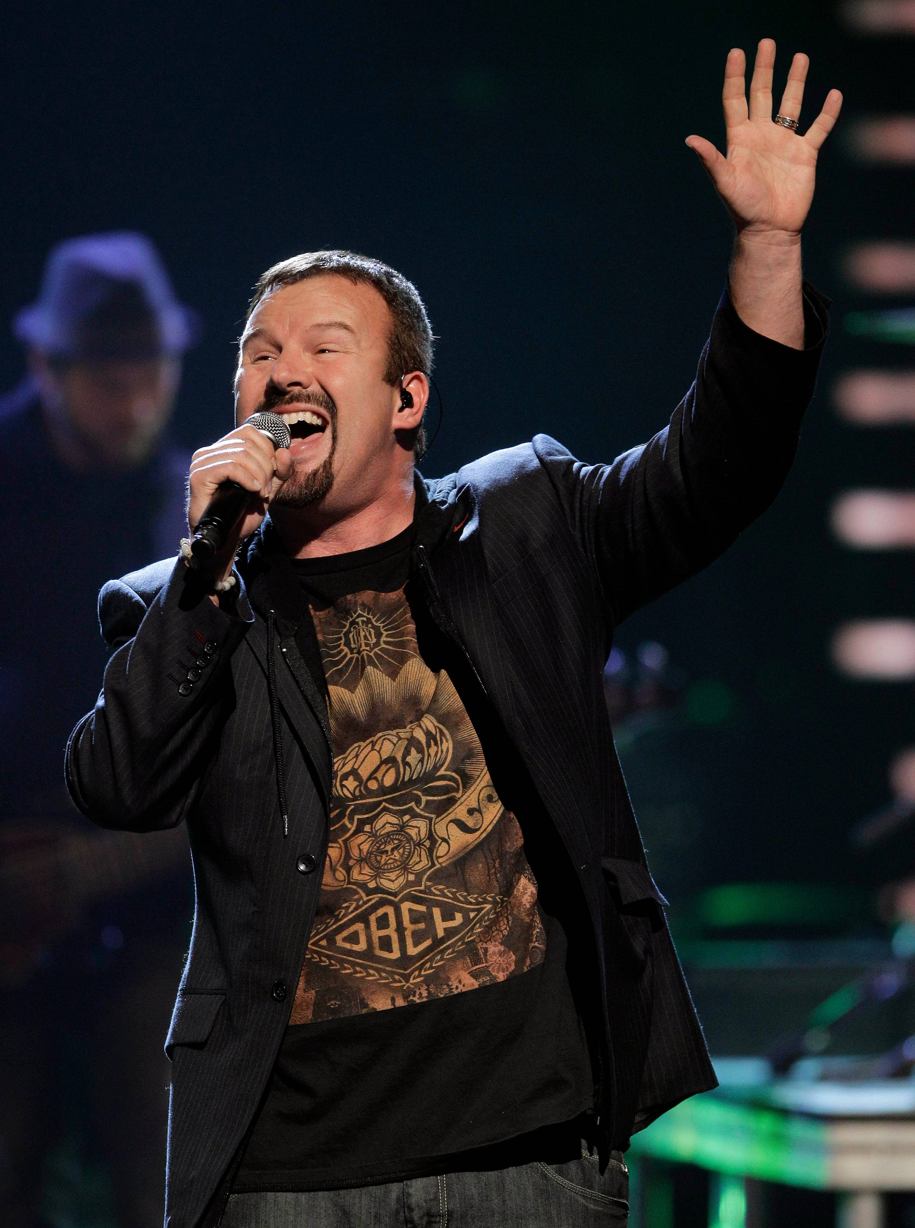 Mark Hall and Casting Crowns play the Sears Centre Arena in Hoffman Estates on Friday, March 14.