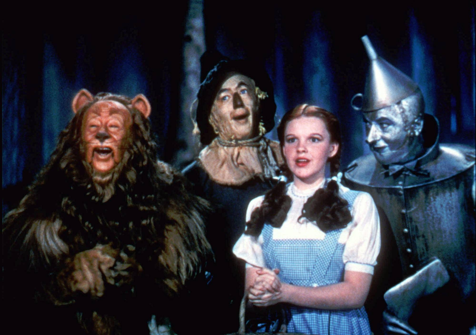 """The Wizard of Oz,"" now commemorating its 75th anniversary, will be screened at the Paramount Theatre on Monday, March 31."