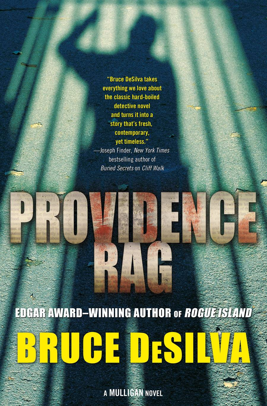 "Bruce DeSilva based ""Providence Rag"" on the actual case of Craig Price, known as the ""Warwick Slasher."""