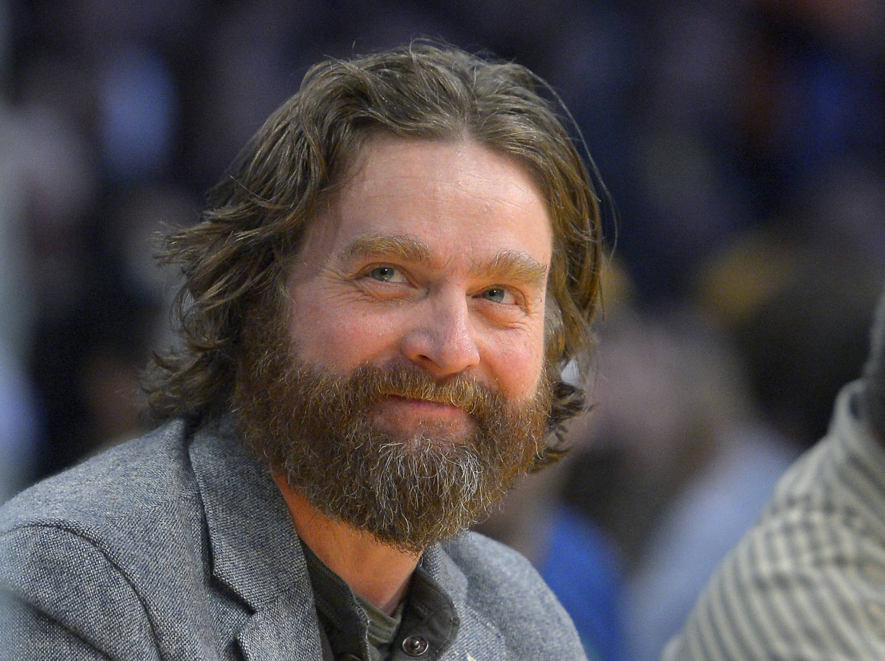 "President Barack Obama is hamming it up online to promote his health care plan. Obama joked Tuesday with actor Zach Galifianakis, including poking fun at the poorly reviewed ""Hangover Part III"" during an interview on the website Funny or Die."