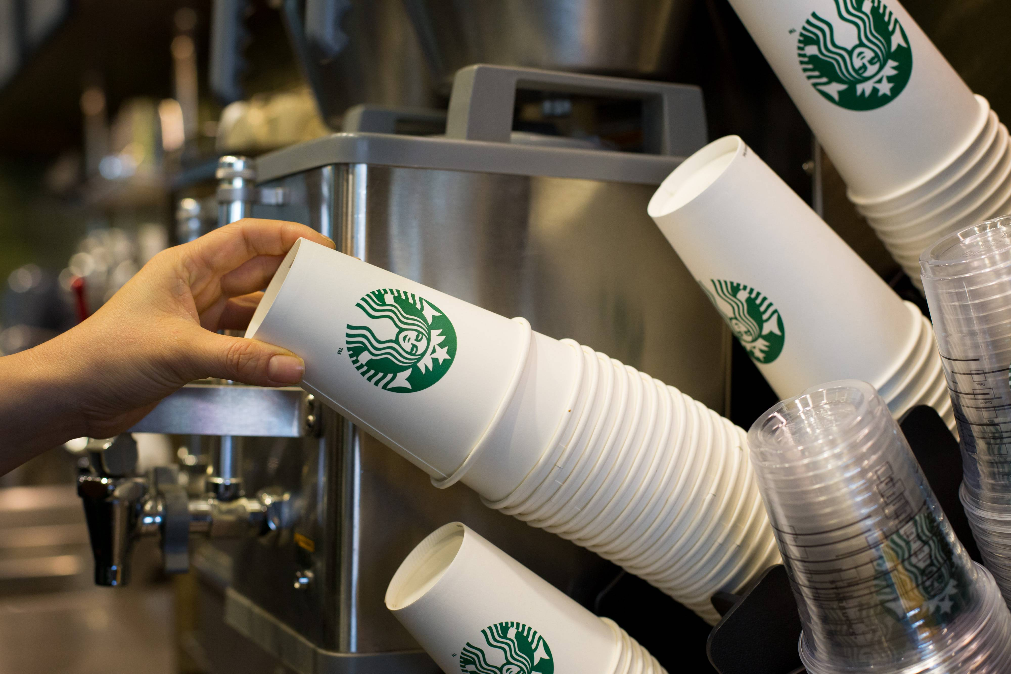 Starbucks will soon permit customers to leave a tip with its mobile payment app, which raises the question -- how often do people tip their baristas?