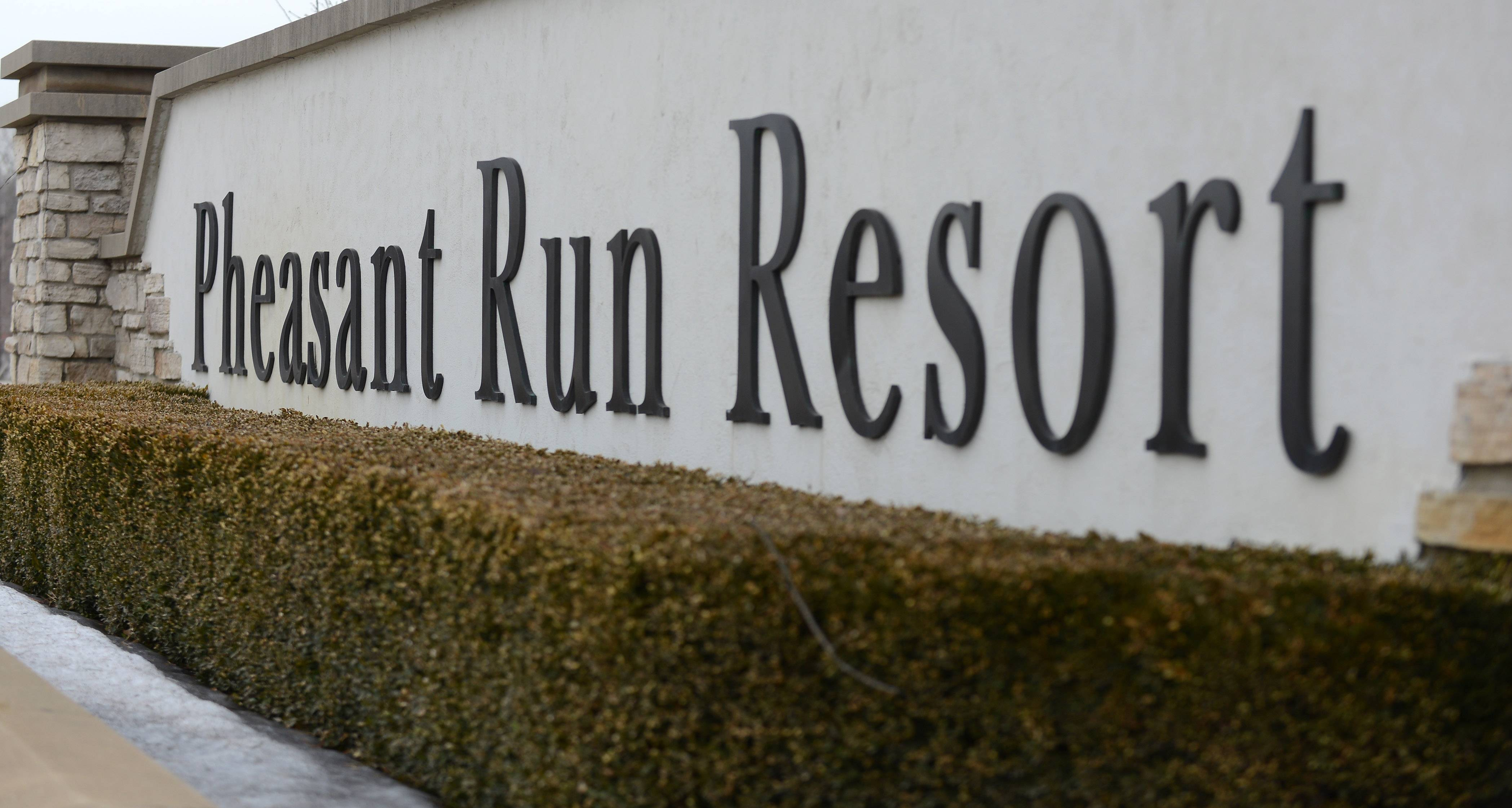 Pheasant Run Resort in St. Charles is under new management.