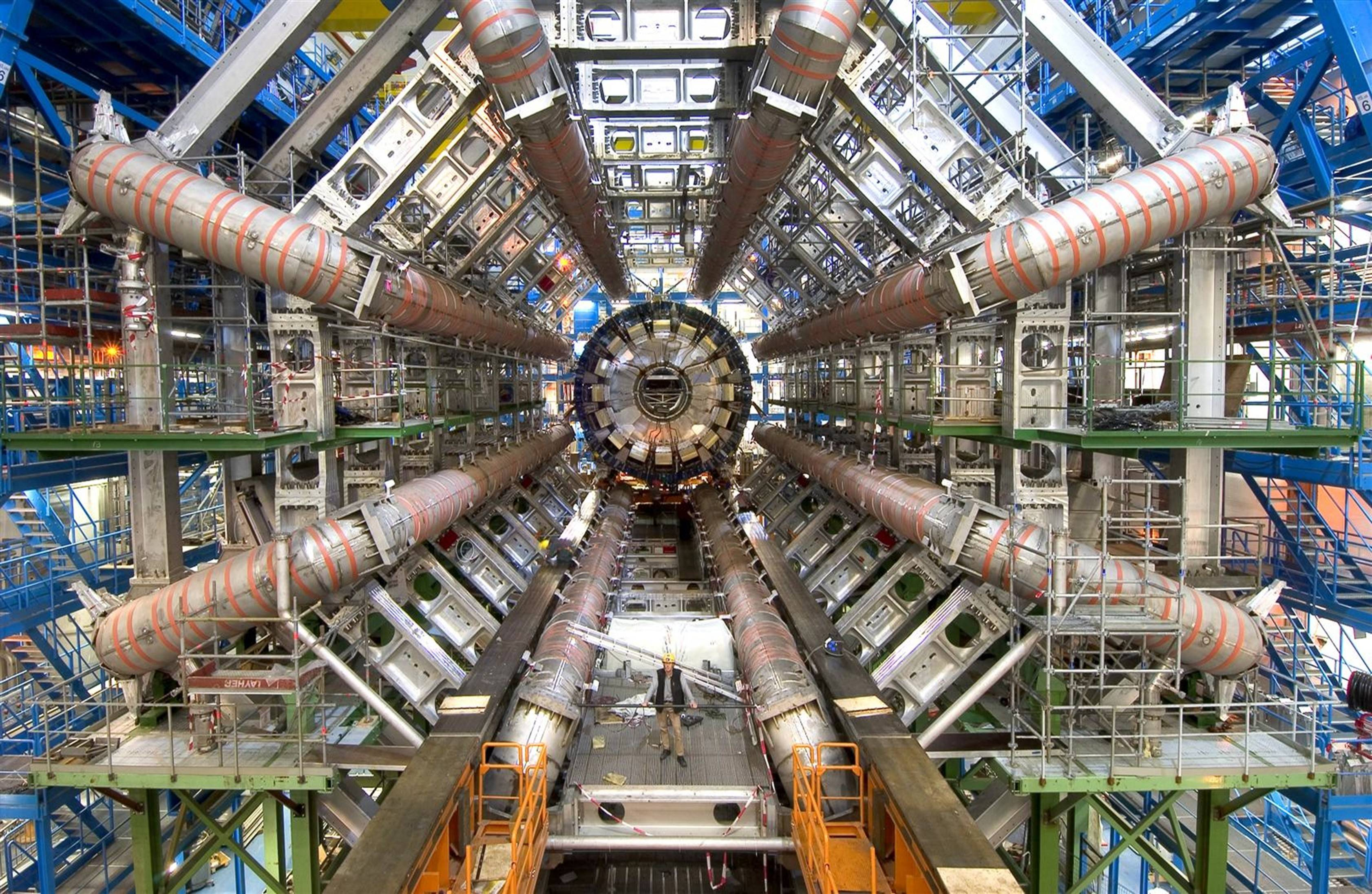 "The real star of the documentary ""Particle Fever"" is the most expensive scientific experiment created: a super collider for smashing protons together."