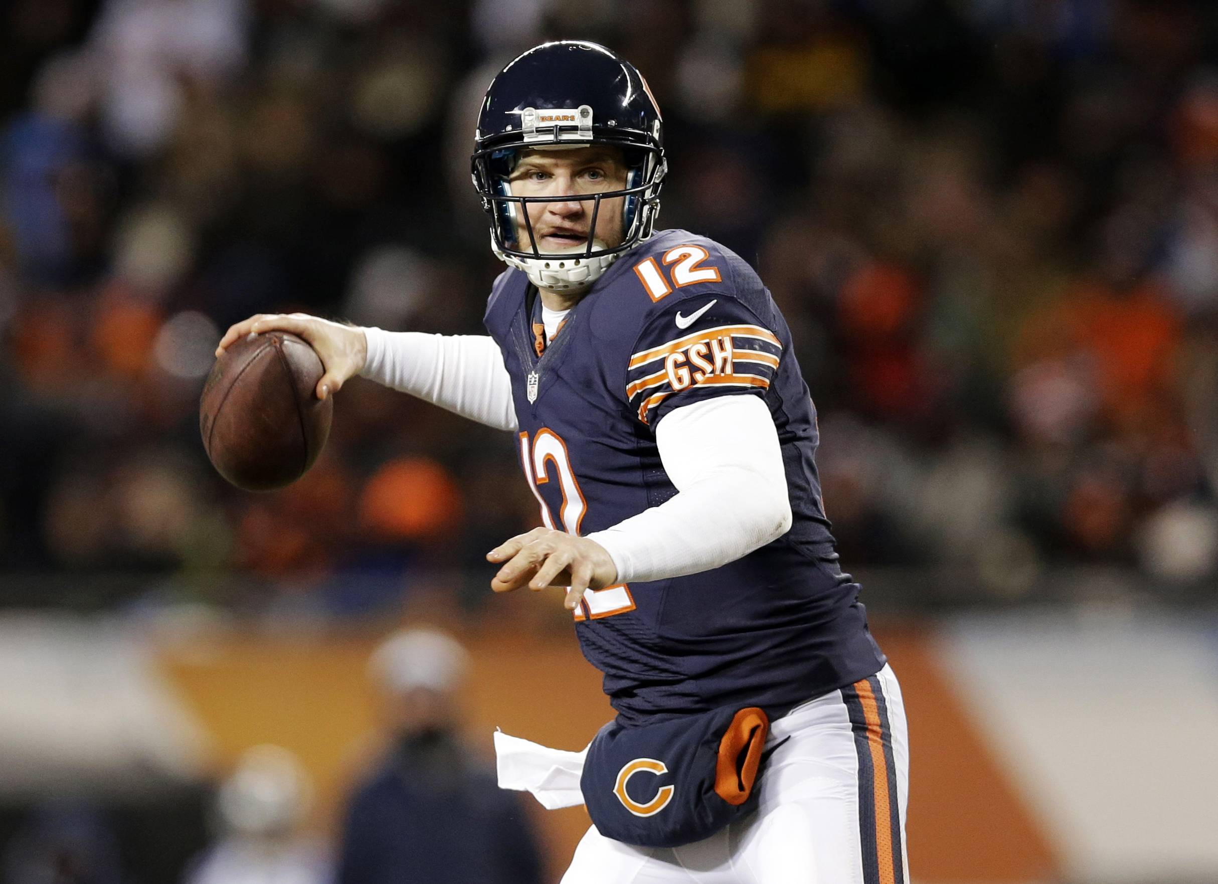 Josh McCown was signed by Tampa Bay on Wednesday to a two-year, $10 million contract.