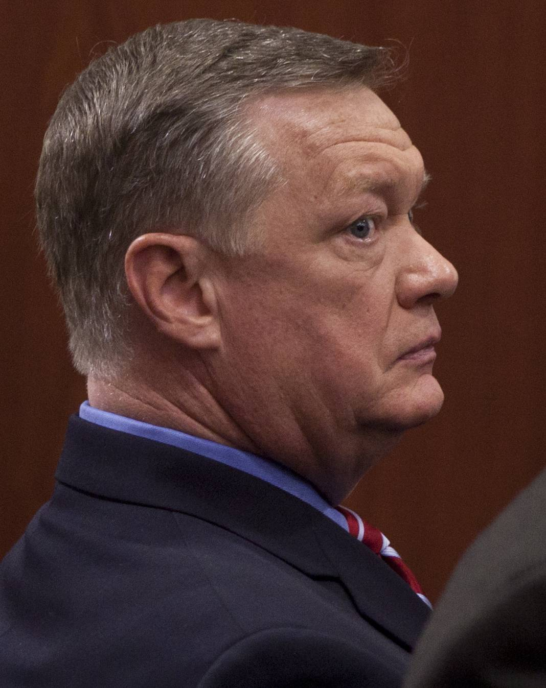 Former Fiesta Bowl CEO John Junker pleaded guilty in 2012 to a federal conspiracy charge after being accused of being involved in the scheme in which bowl employees made illegal campaign contributions to politicians and were reimbursed by the nonprofit bowl. Junker faces sentencing Thursday March 13, 2014 in federal court.