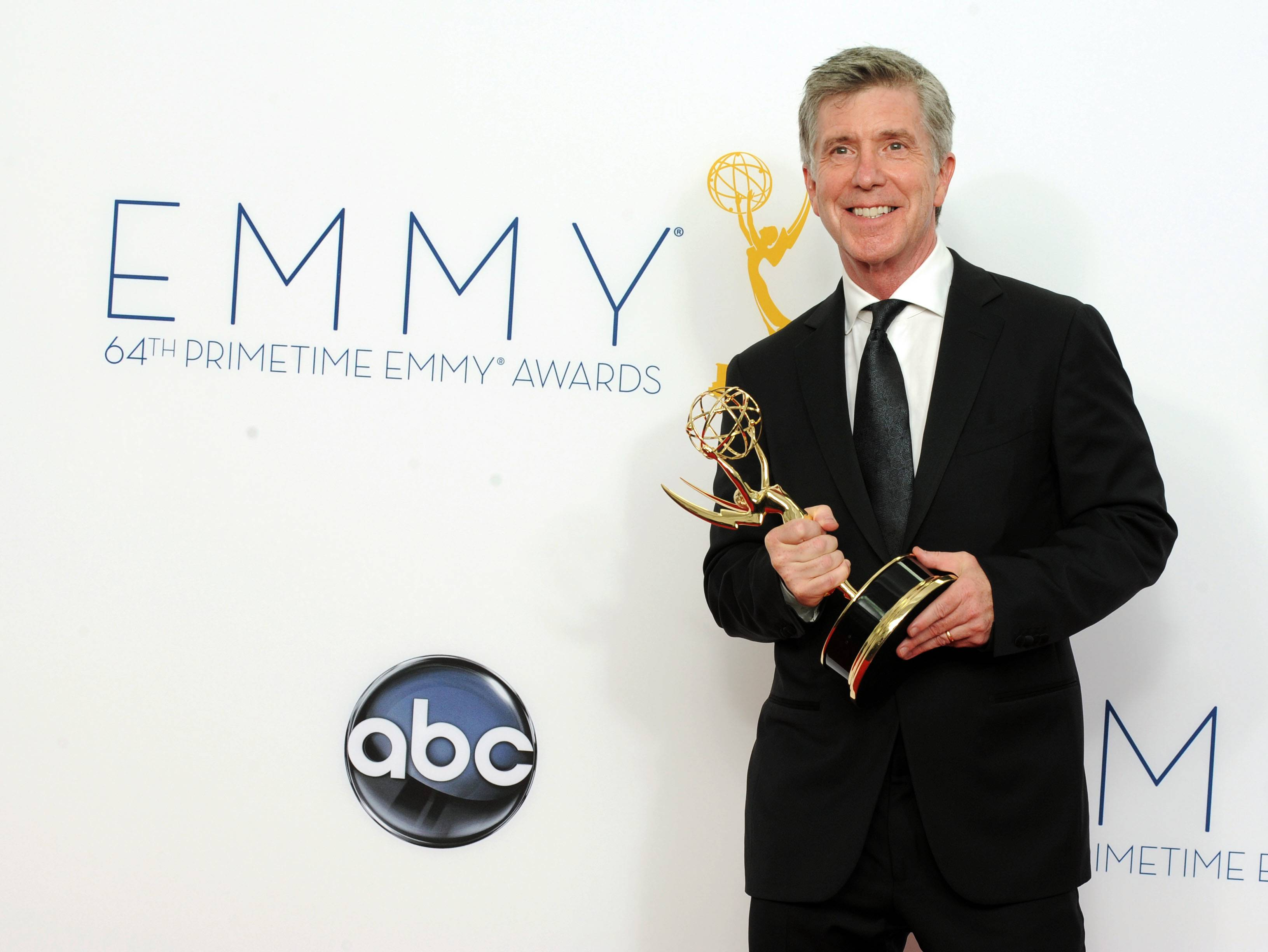 "TV personality Tom Bergeron is leaving ""America's Funniest Home Videos"" at the end of next season, but William Shatner is not quitting Twitter. The two became linked when Bergeron announced on Tuesday, March 11, 2014, that he would step down as host of the show next year."