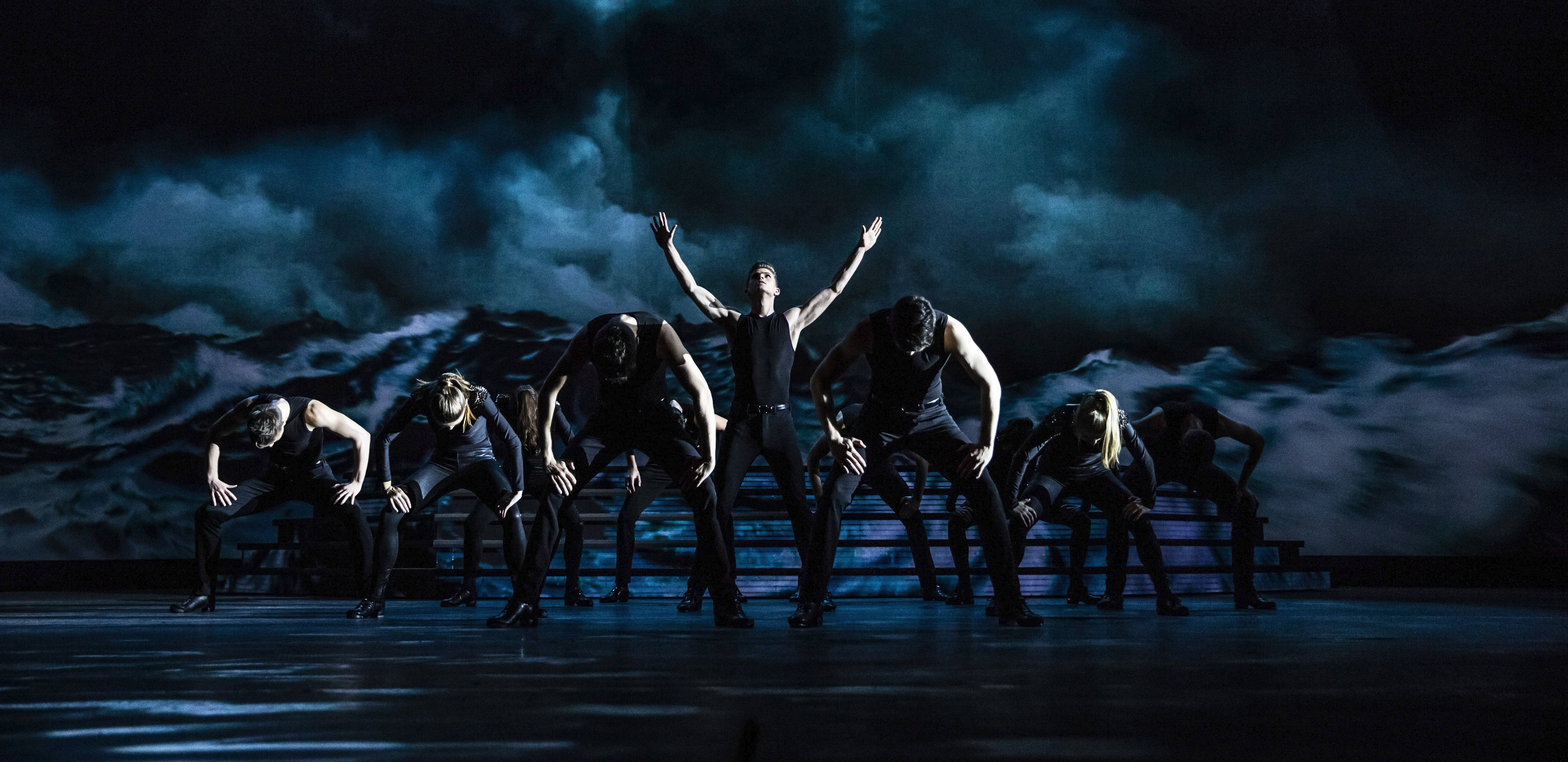 """Heartbeat of Home,"" a new music and dance spectacular from the producers of ""Riverdance,"" is at the Oriental Theatre in Chicago through Sunday."