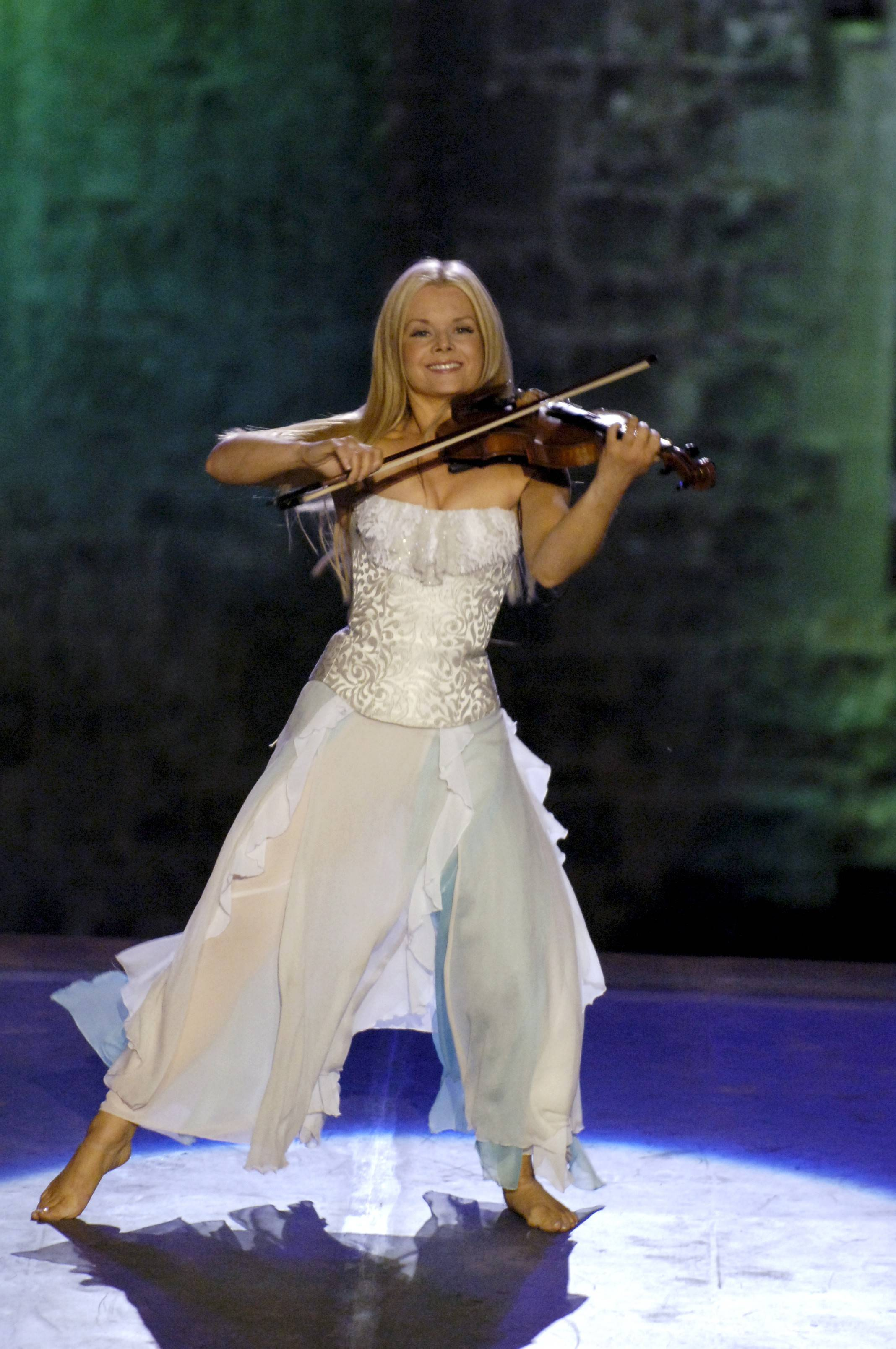 Celtic Woman, with Mairead Nesbitt, performs Sunday at the Chicago Theatre.