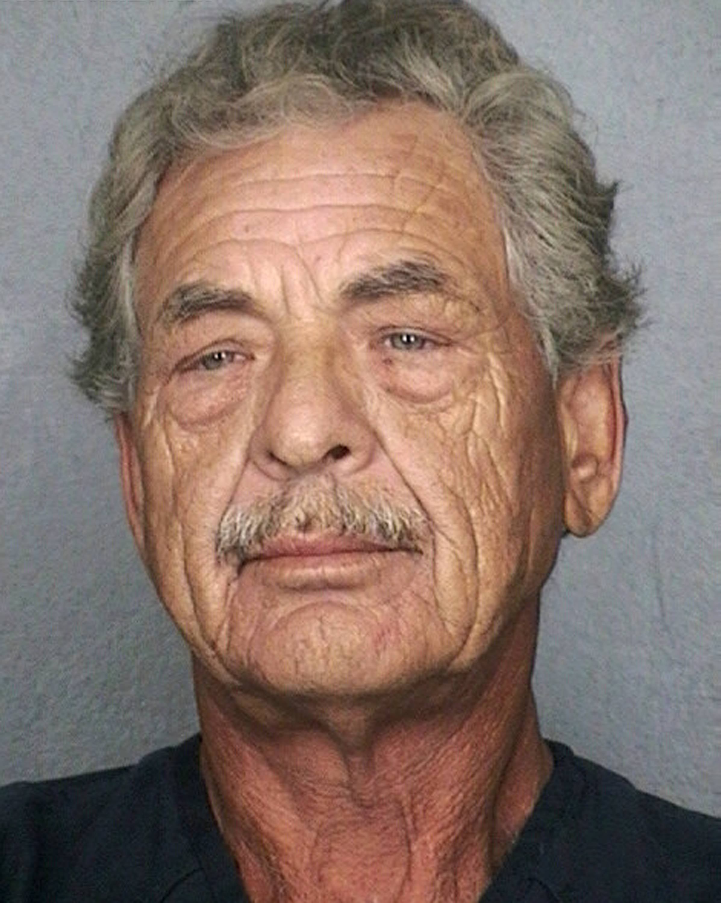 James Robert Jones, 59. Authorities say Jones, who escaped federal custody more than three decades ago, was arrested Thursday, when he showed up for work in Pompano Beach, Fla.