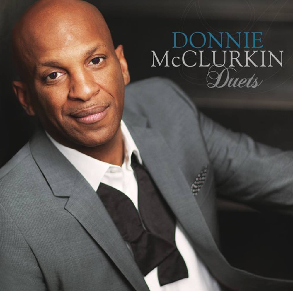 "Donnie McClurkin's latest album, ""Duets,"" is his sixth studio release."