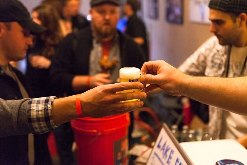 Sip spring brews at the Chicago Beer Festival, held at the historic Union Station on Saturday, March 22.