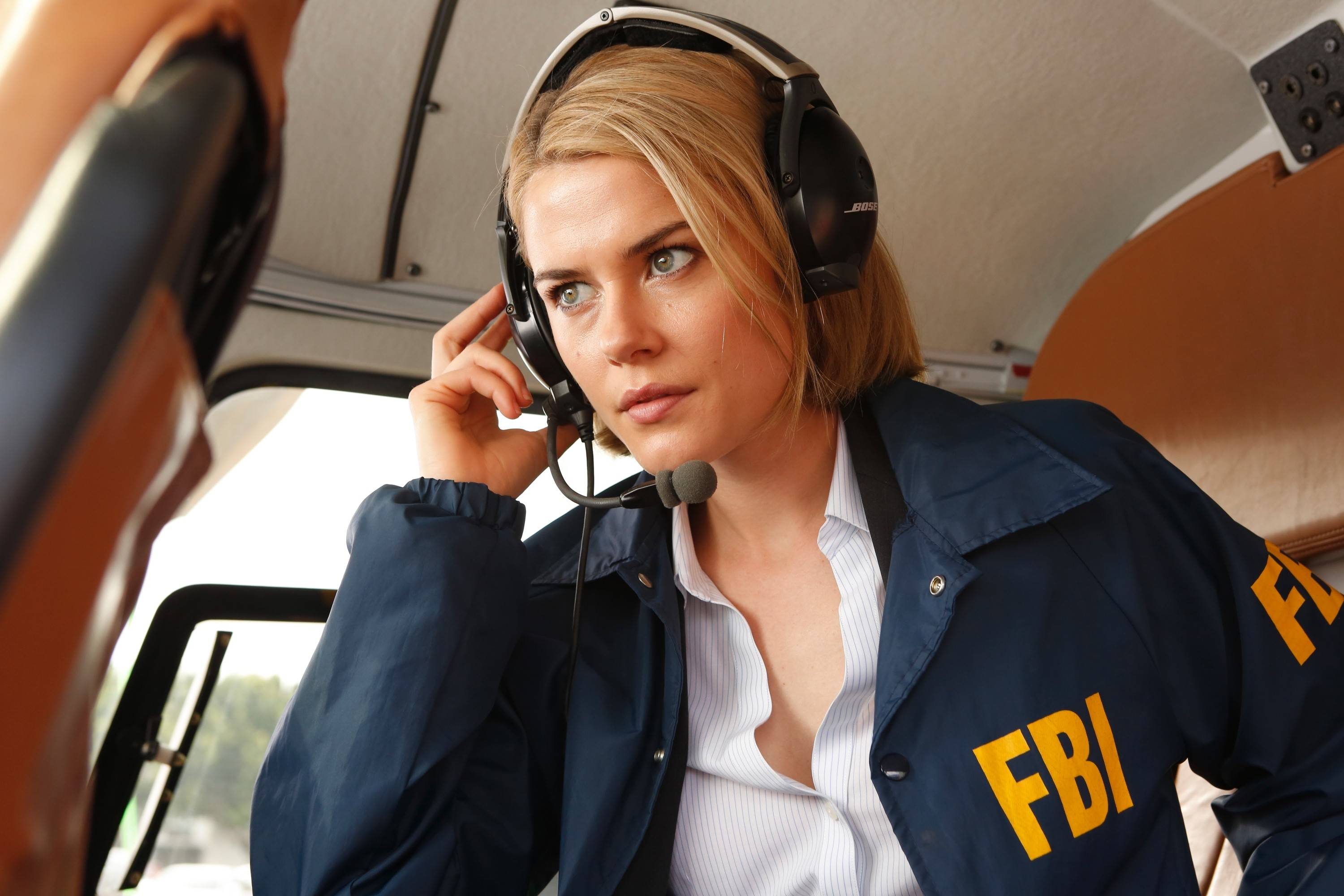 "FBI Special Agent Susie Dunn (Rachael Taylor) investigates when a group of teens is kidnapped in NBC's ""Crisis."""