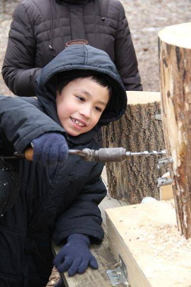 Learn about maple syrup production and visit a pioneer sugar camp at the annual Sugar Bush Fair at Spring Valley in Schaumburg.